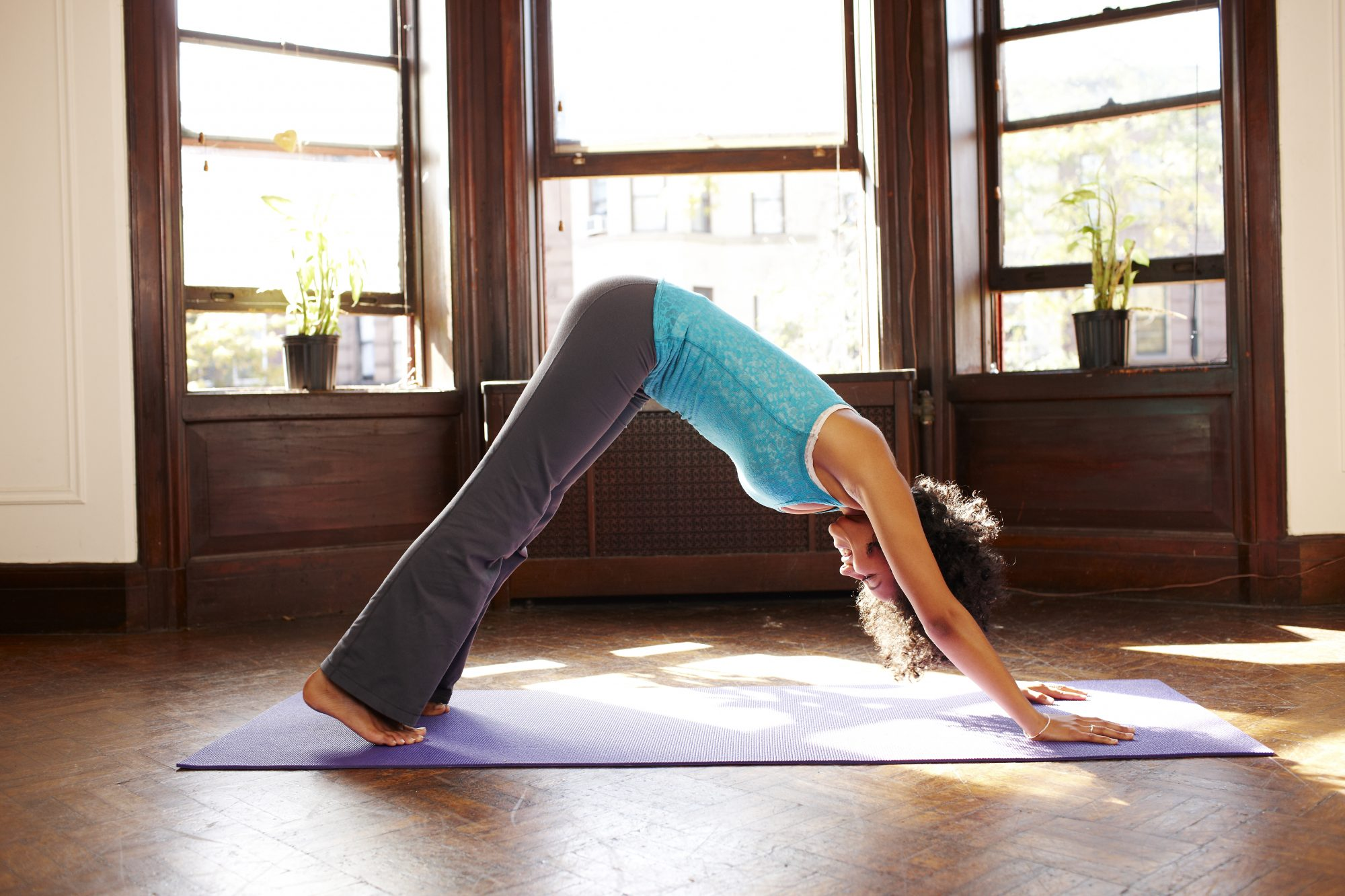 Fast weight loss yoga