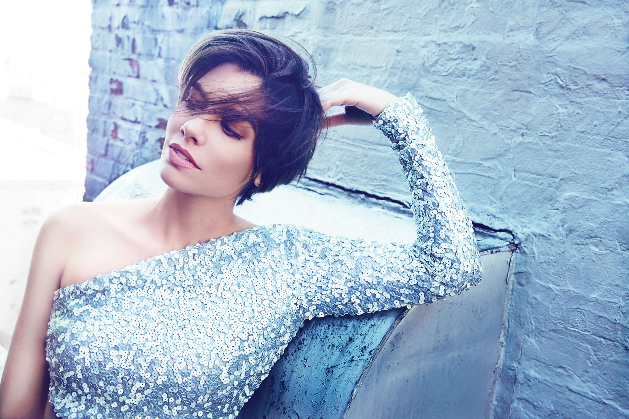 The Secret to Finding Time to Meditate, According to Lauren Cohan