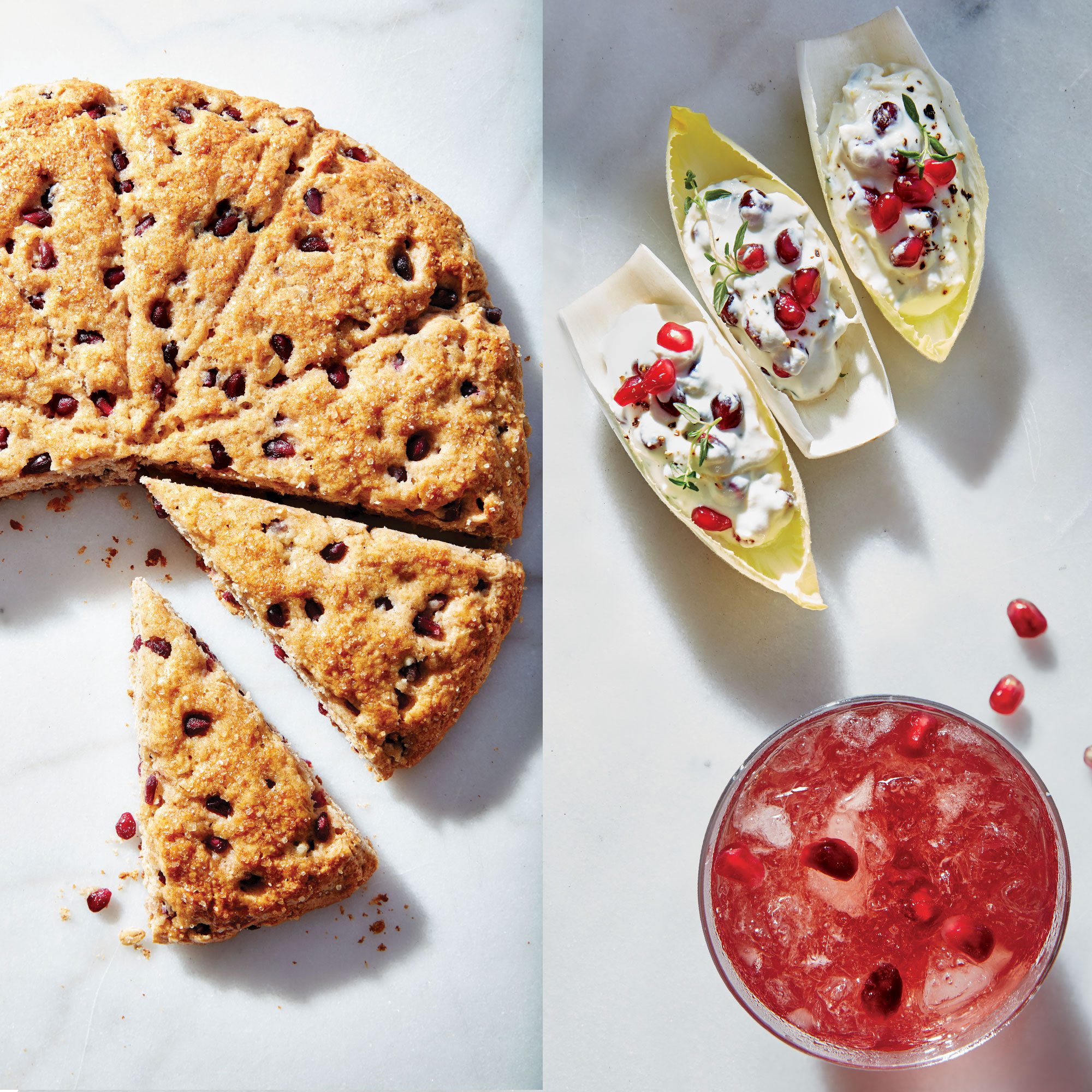 12 Recipes To Try While Pomegranates Are in Season
