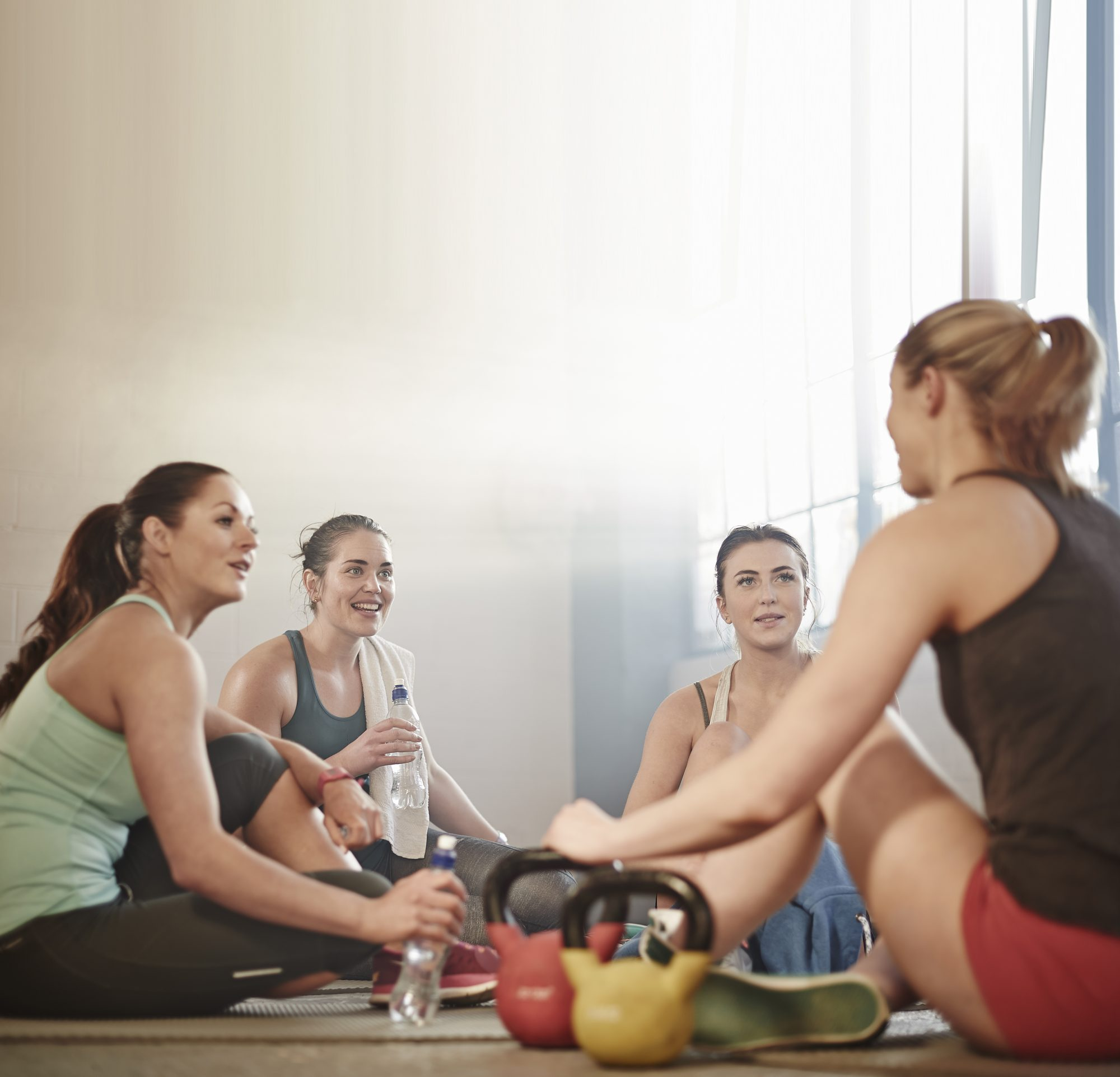 group-personal-training-exercise