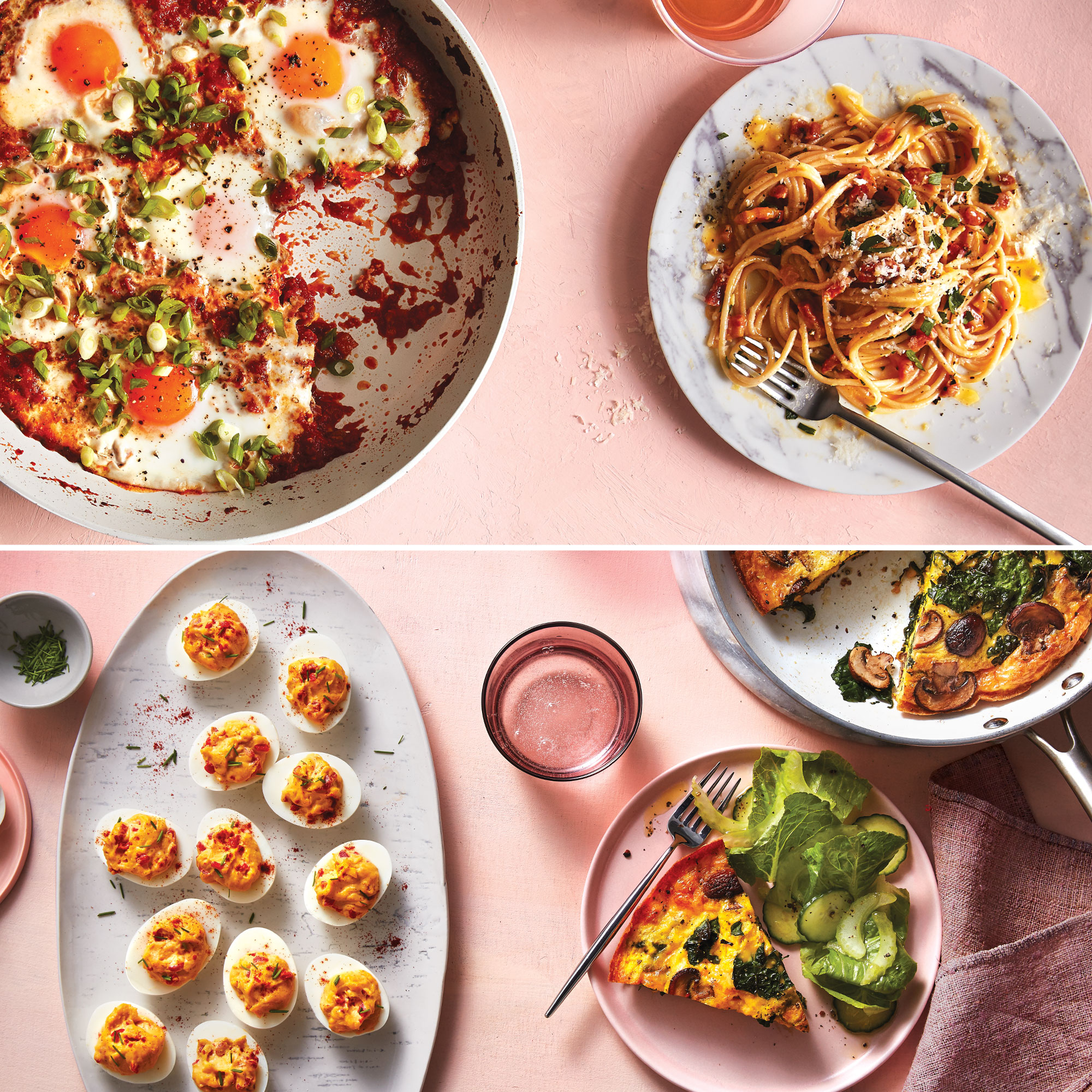 13 Creative Ways to Make Eggs for Dinner