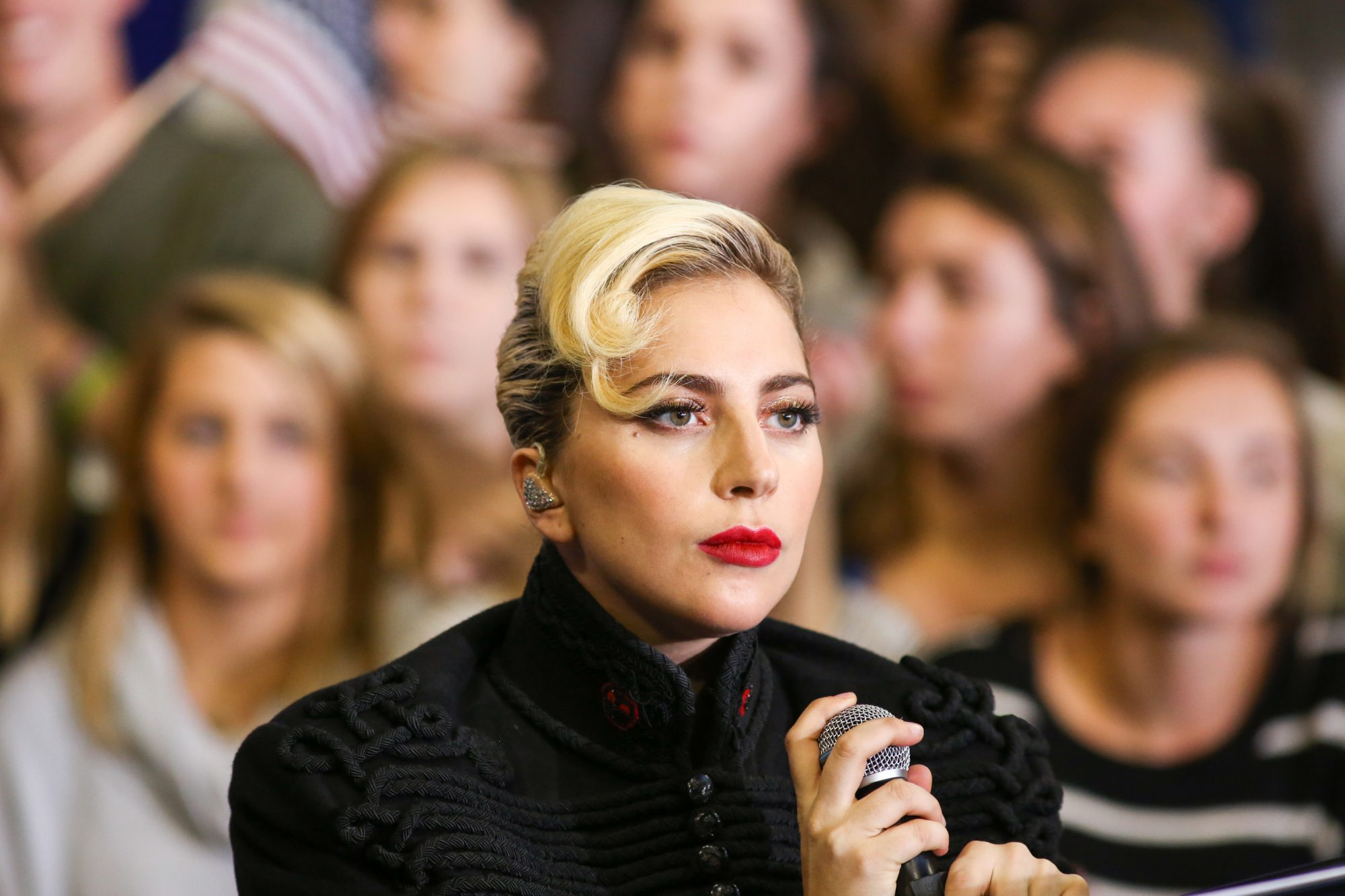 Lady Gaga Is Clearing Up a Common Myth About PTSD