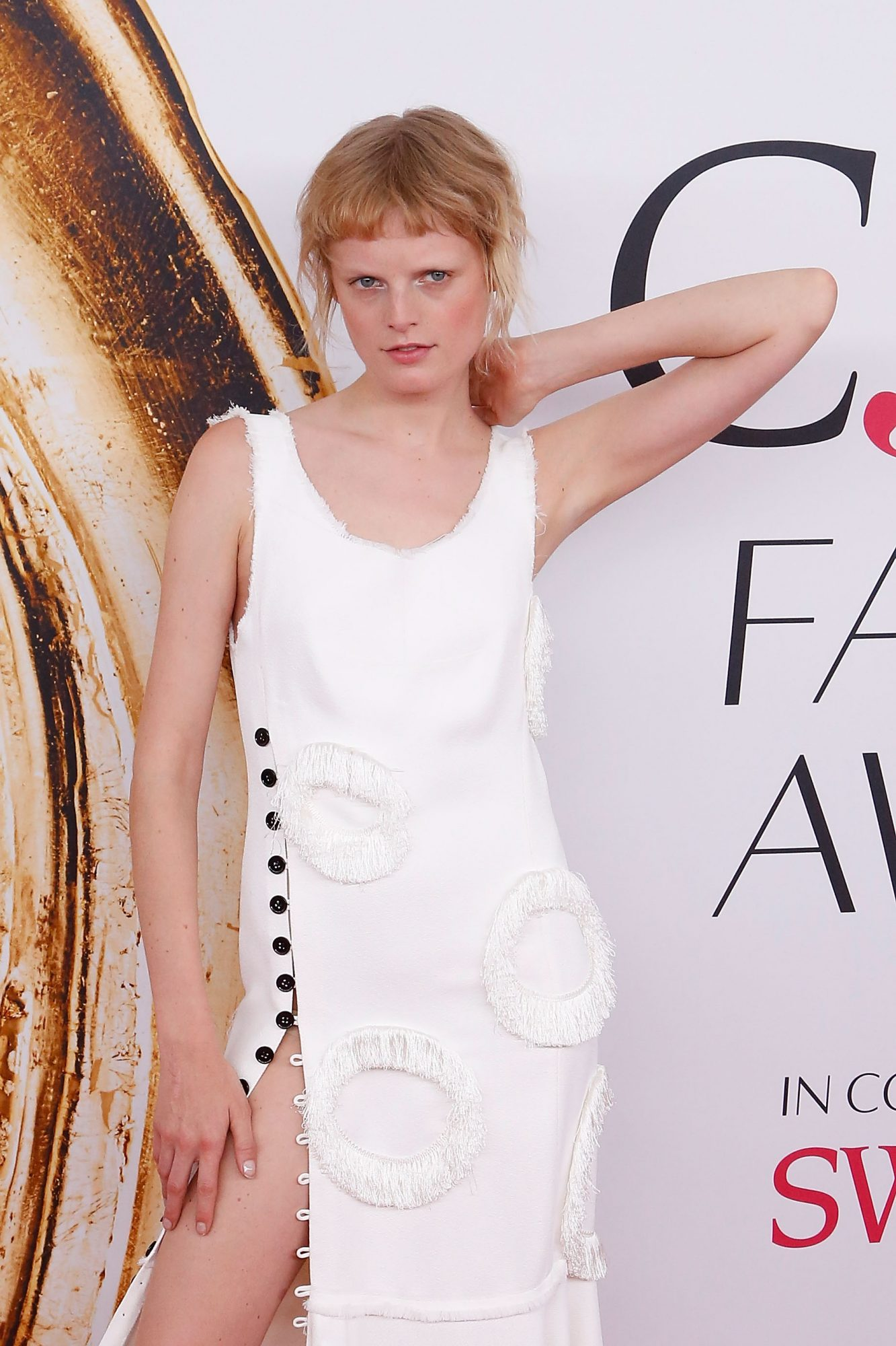 Intersex Model Hanne Gaby Odiele Reveals She's Intersex. What Does That Mean?