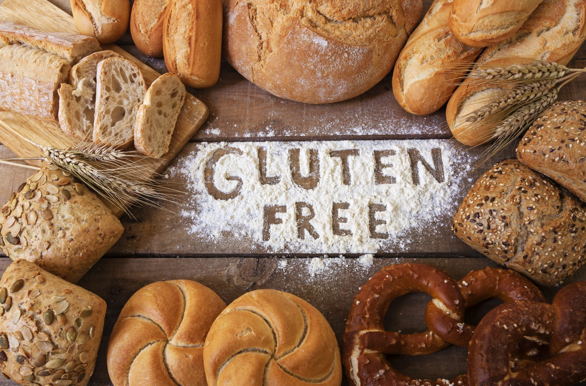 Myth: Nixing gluten results in weight loss