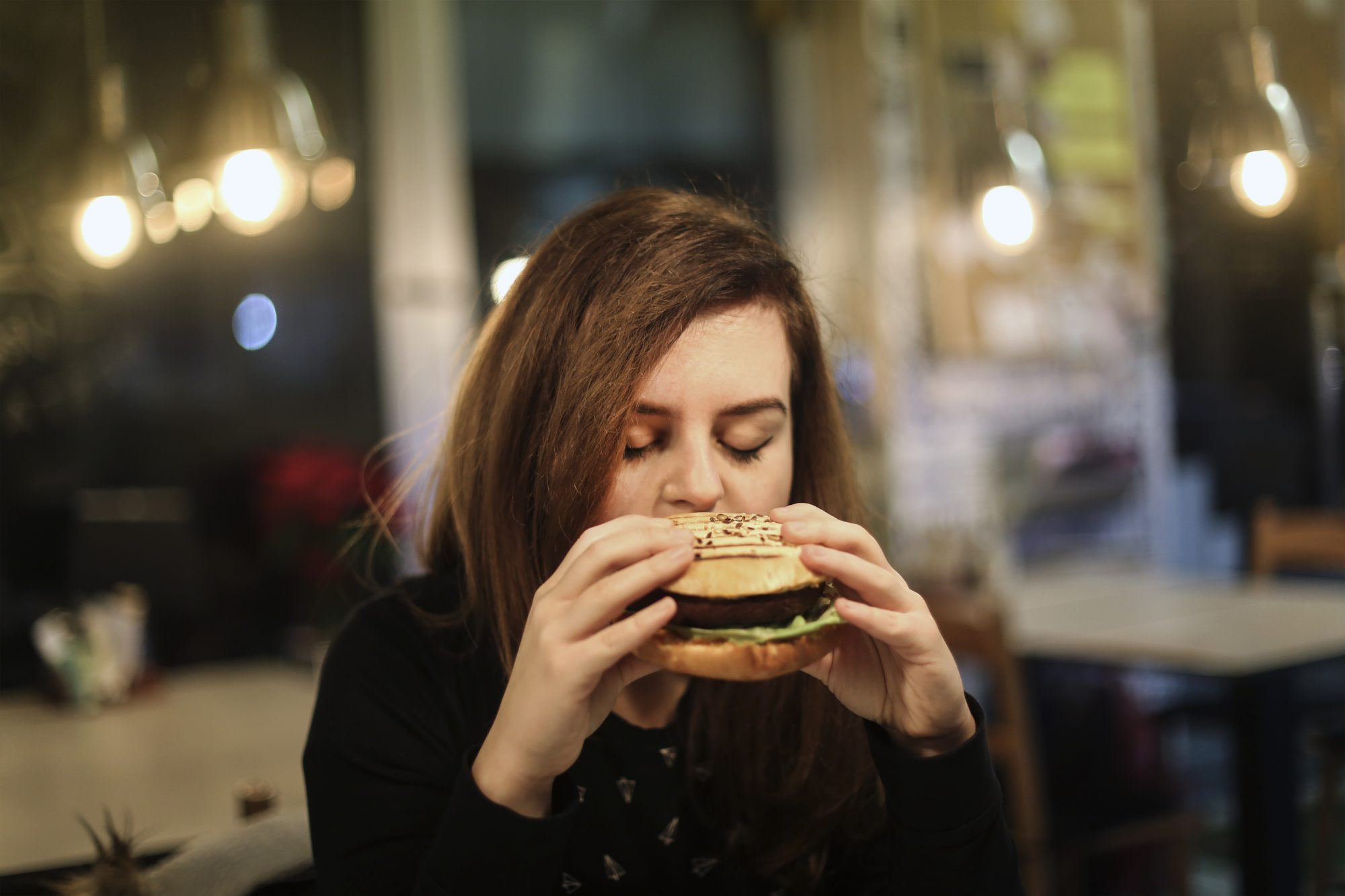 Myth: Late-night meals lead to weight gain, period