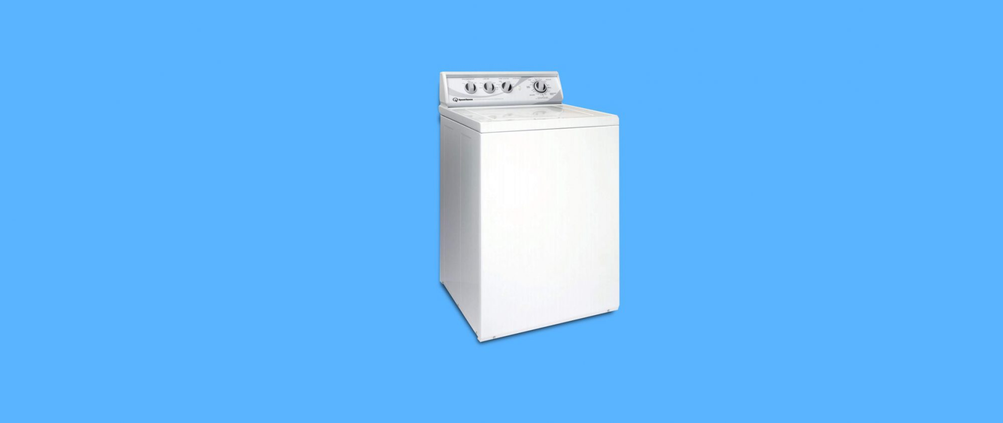 This American-Made Washing Machine Is So Good It's Got a Cult Following