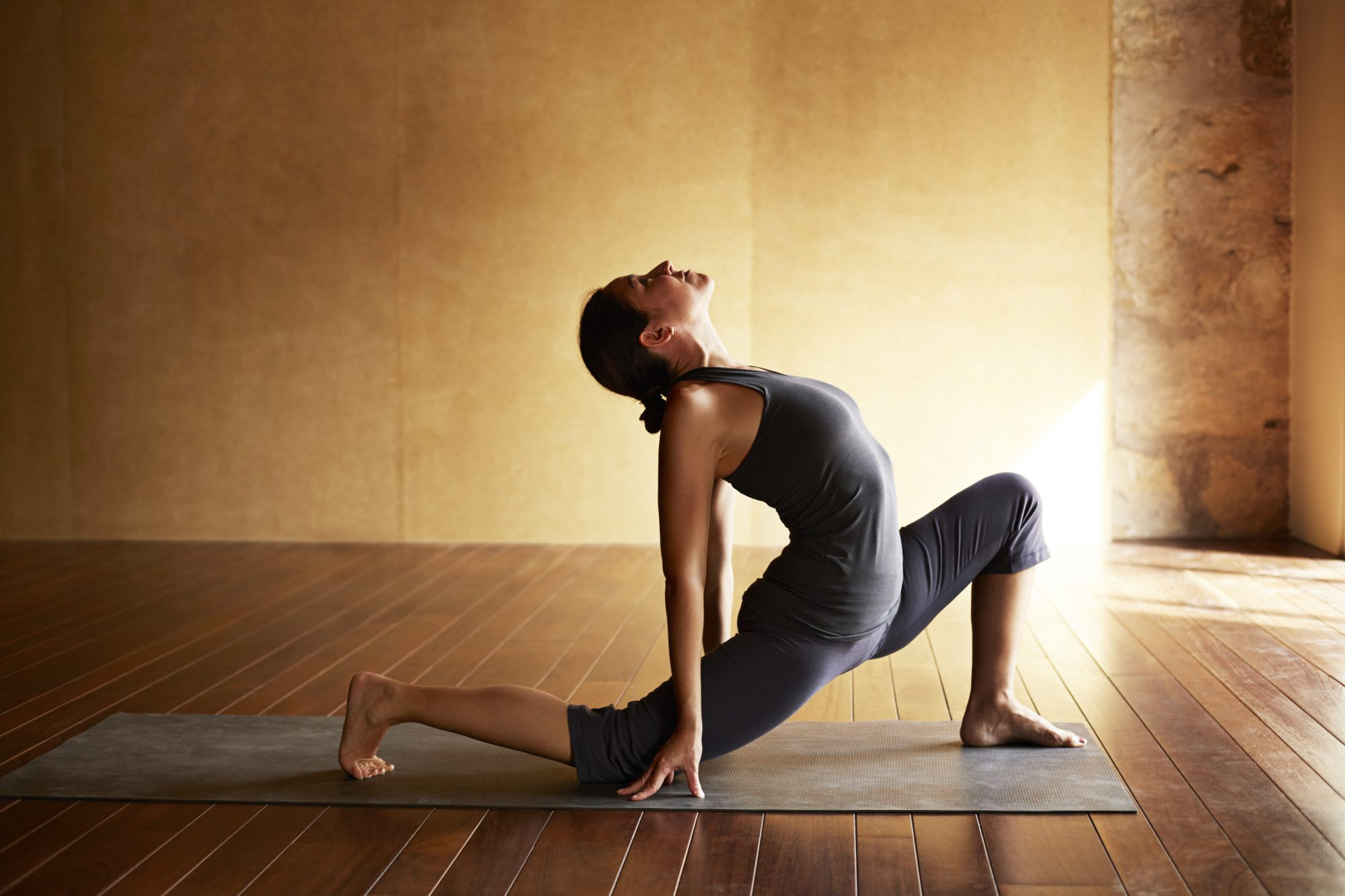 This Invigorating Yoga Flow Is the Best Way to Get ...
