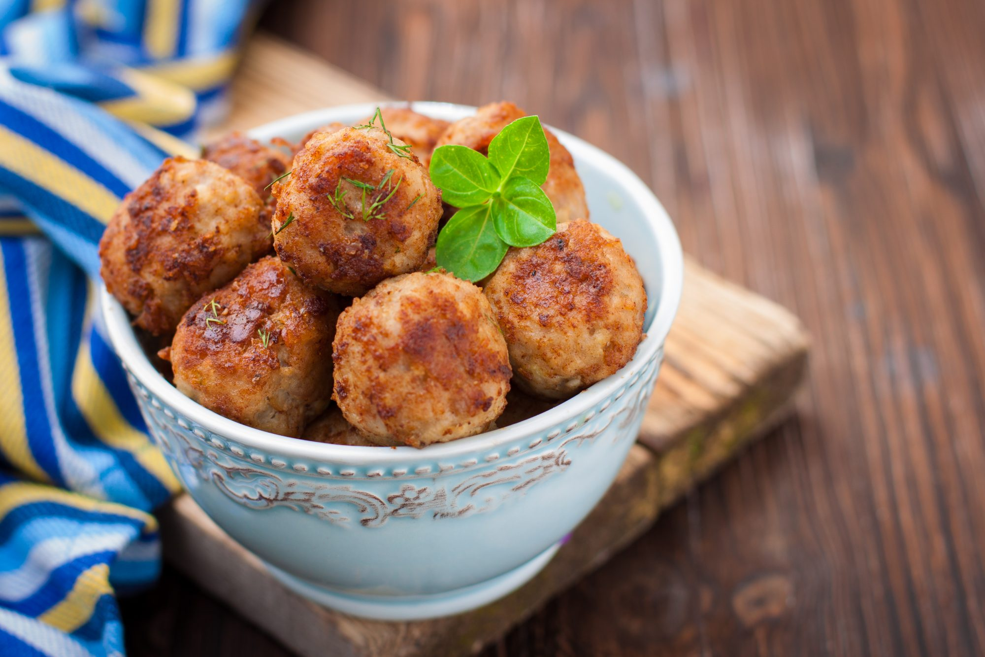 Meatball recipes for a healthier you