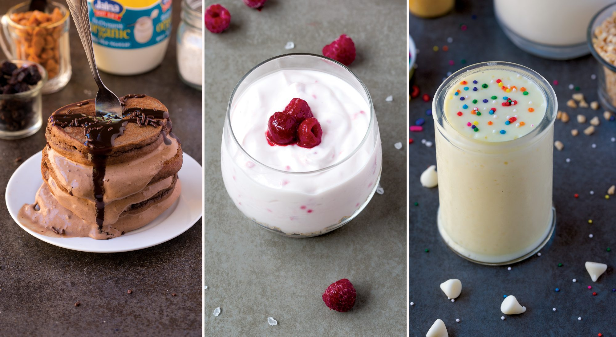 These 3 Simple Dessert Recipes Are All Rich in Protein