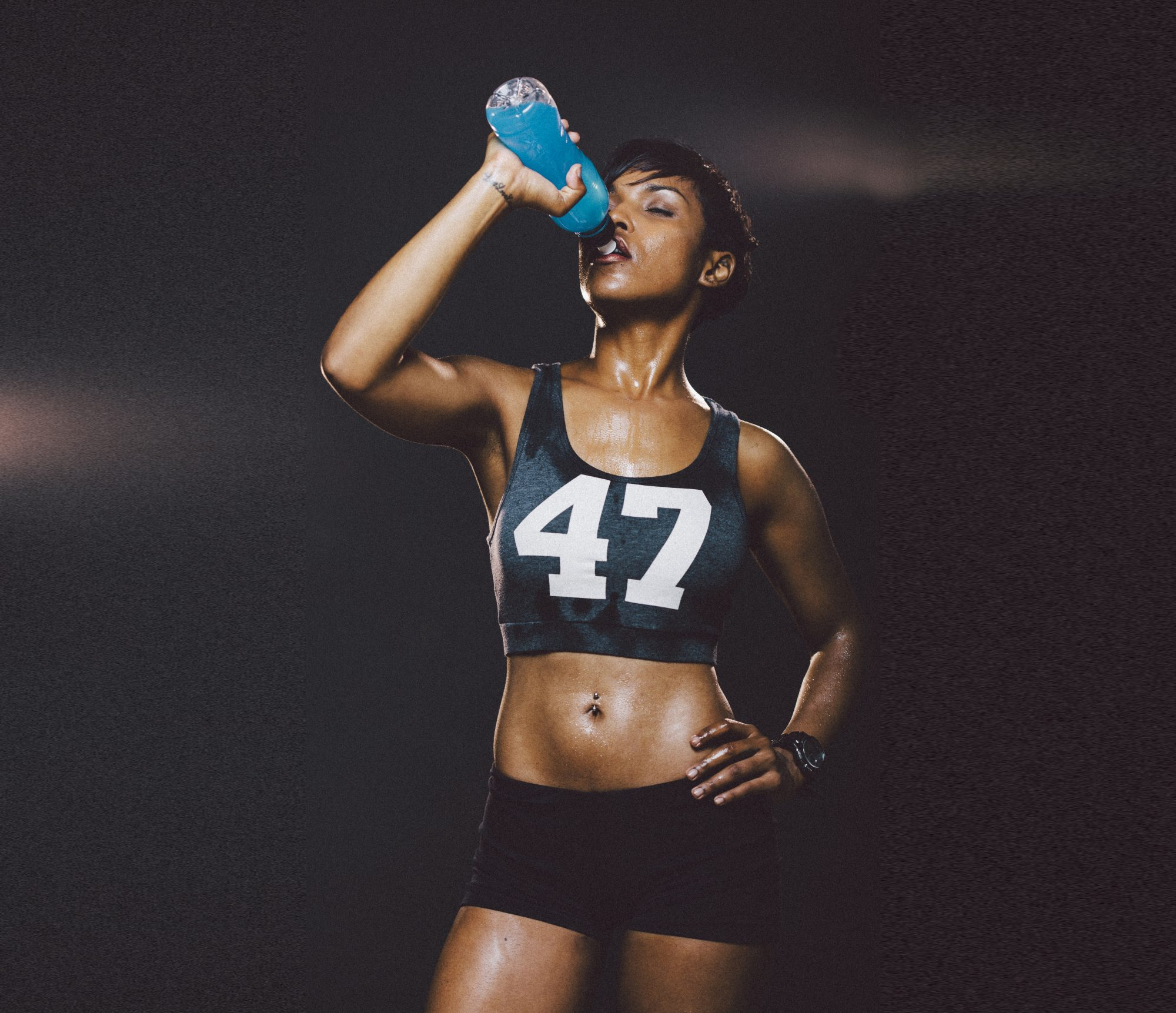 energy-drink-exercise-sweat