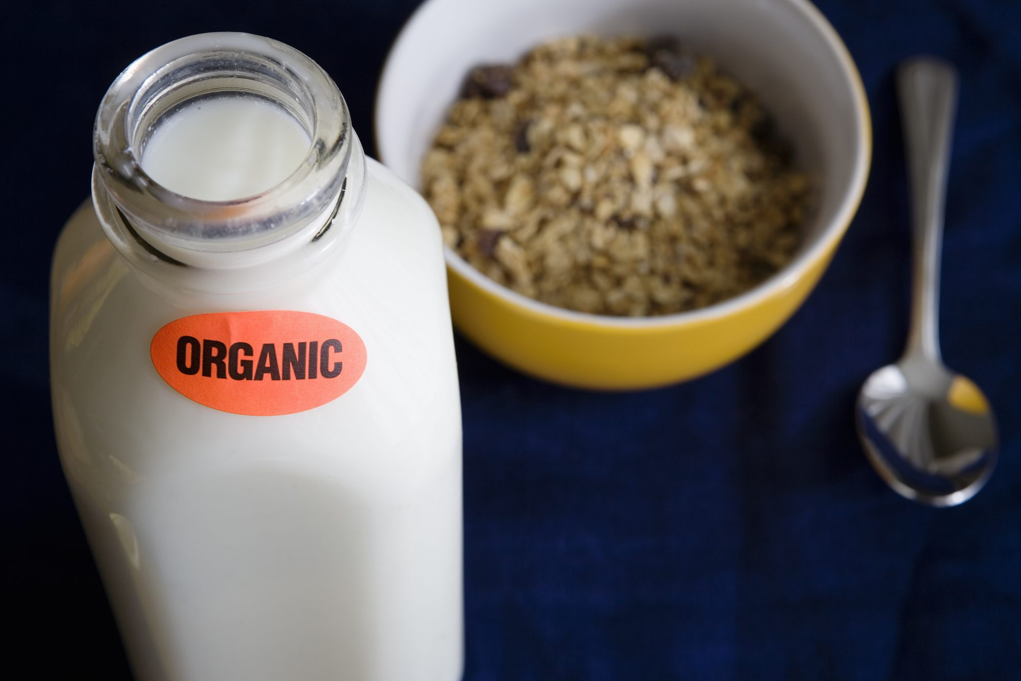 More about organic milk