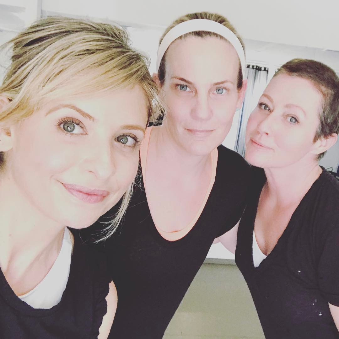 Sarah Michelle Gellar on Shannen Doherty's Inspiring Breast Cancer Battle: 'That's What Real Bravery Is'