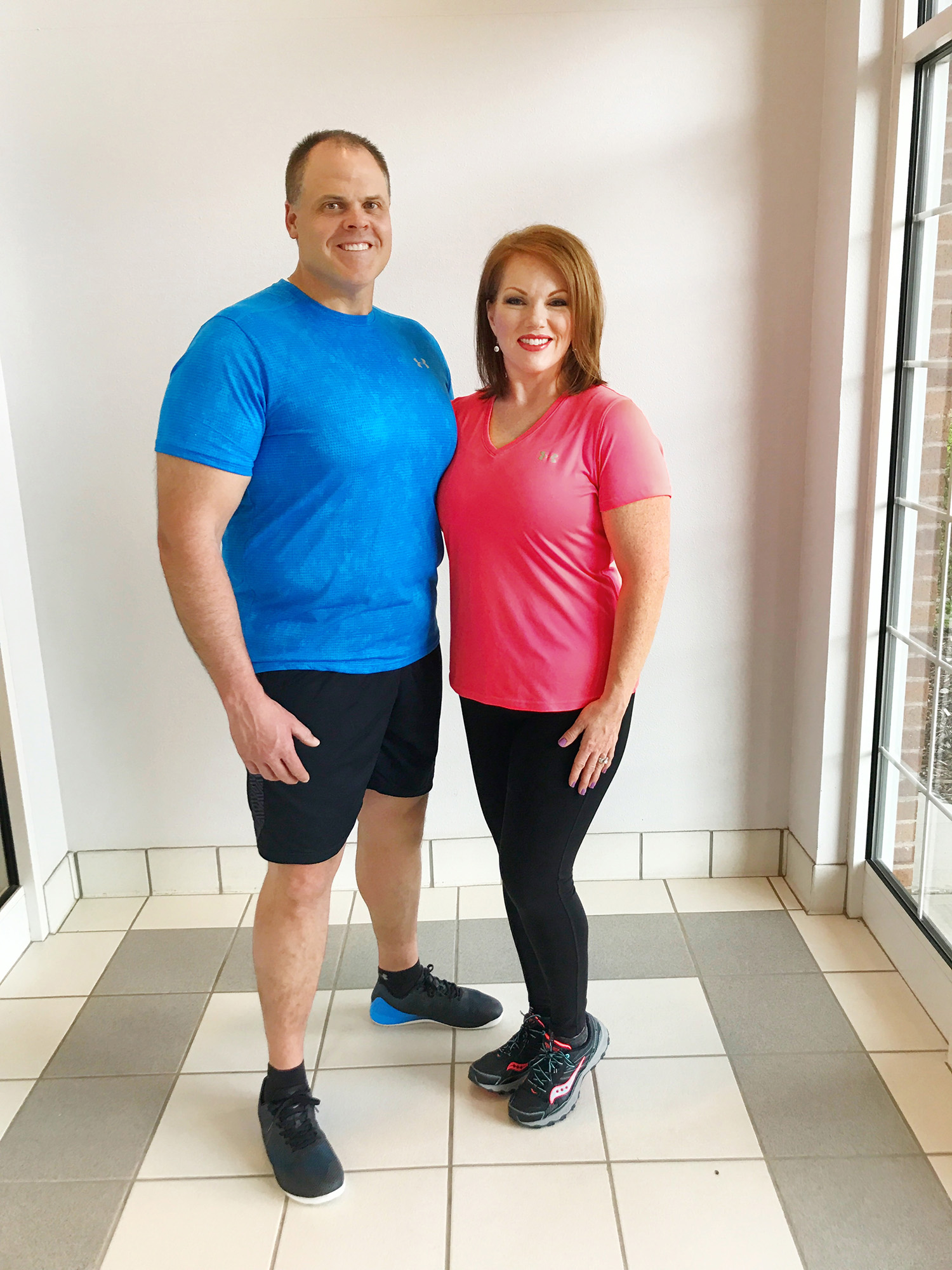 Husband and Wife Lost More Than 200 Lbs. by Embracing Health Together: 'We Keep Each Other Strong'
