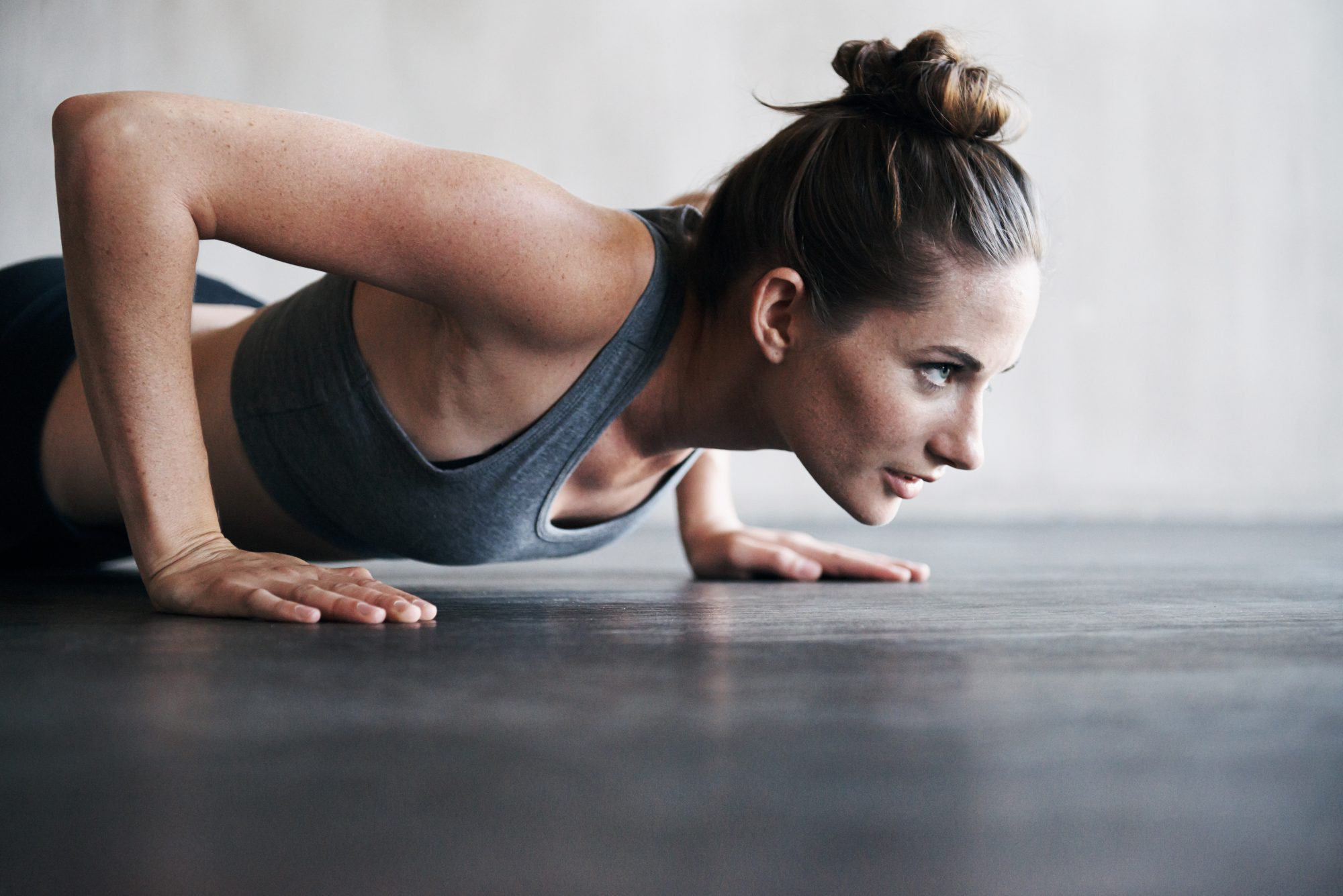This Next-Level Burpee Tones Your Abs and Shoulders Like Crazy