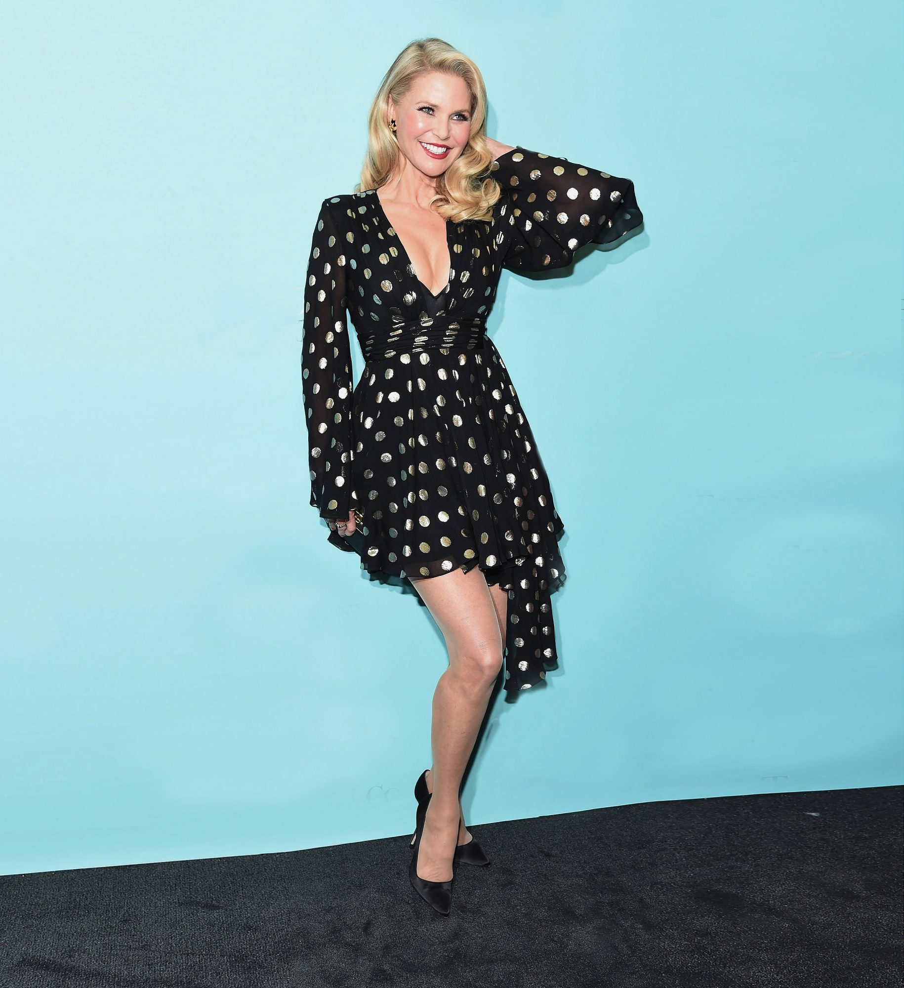 Christie Brinkley on Rocking a Bikini at 63:  Live Your Life Being Kind to Your Body