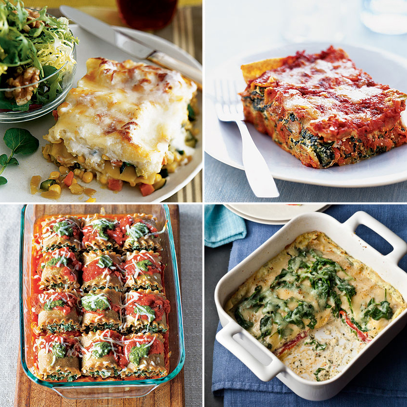 12 Healthy Lasagna Recipes