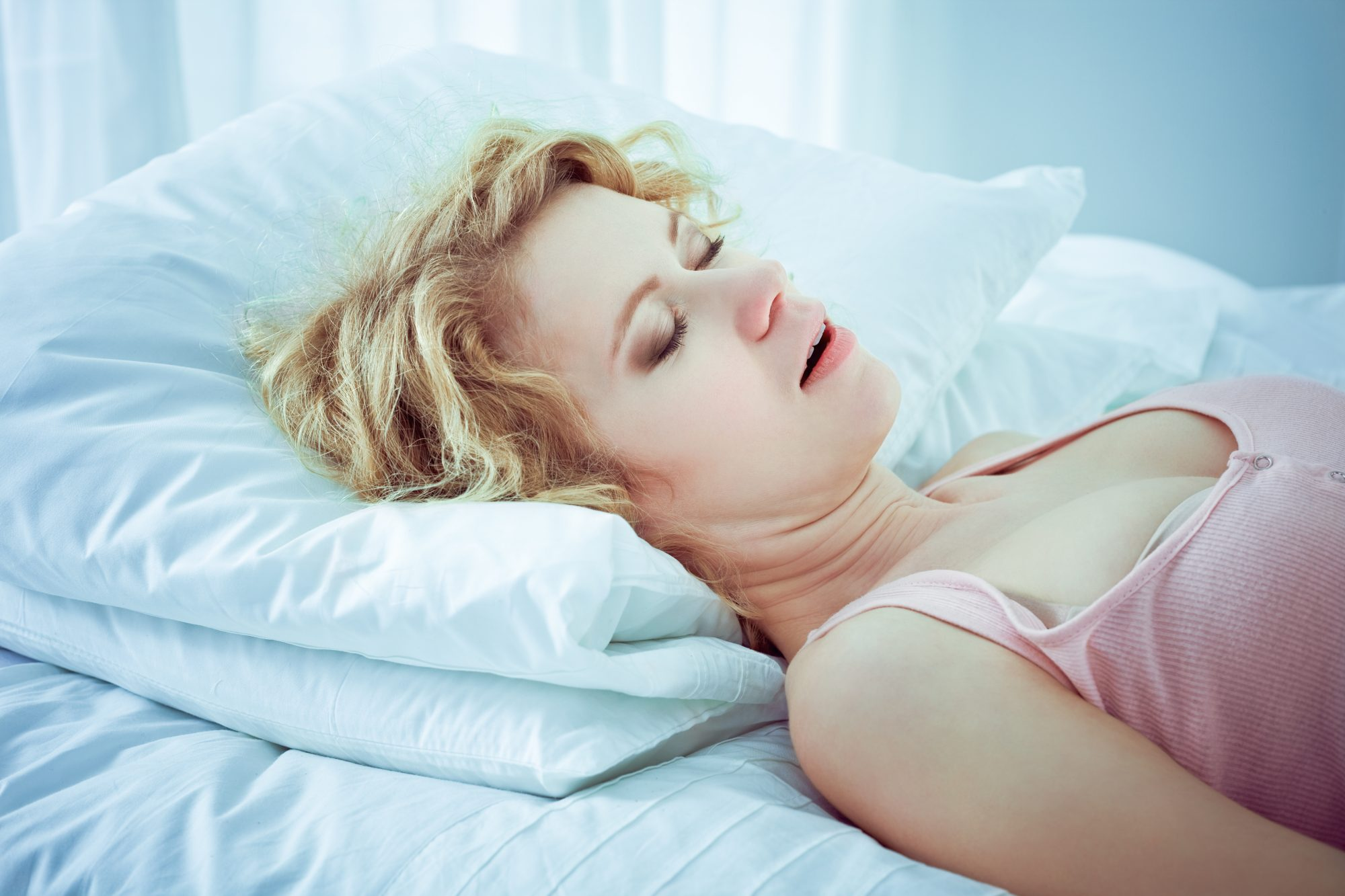 The Health Risks of Snoring–and Why They Might Be Worse for Women