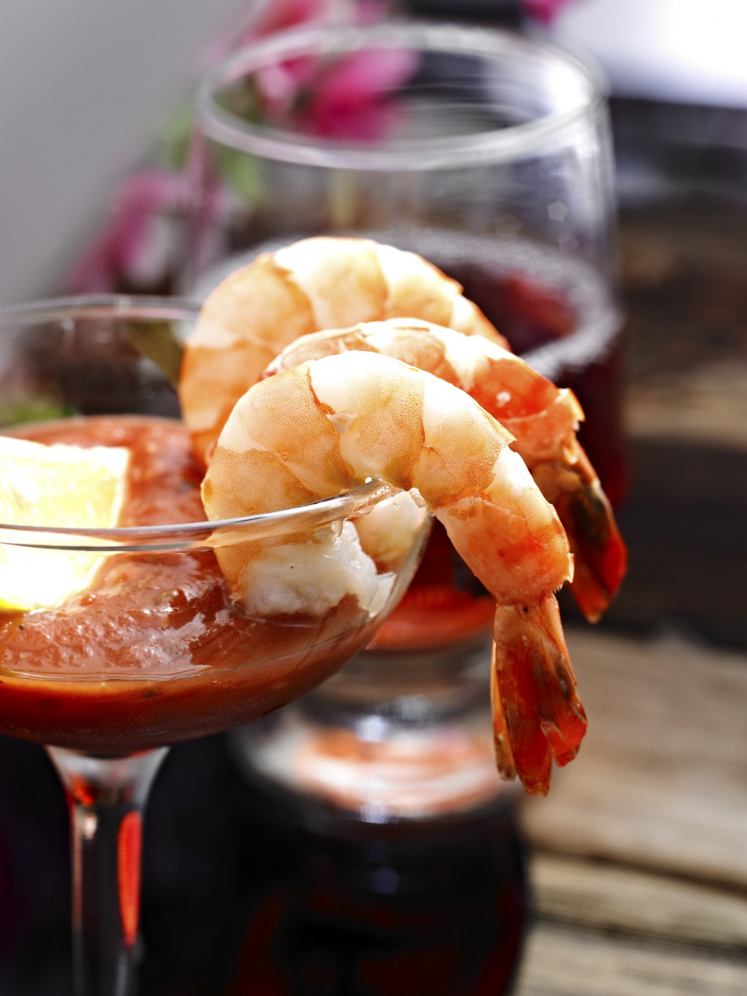 Best: Shrimp cocktail