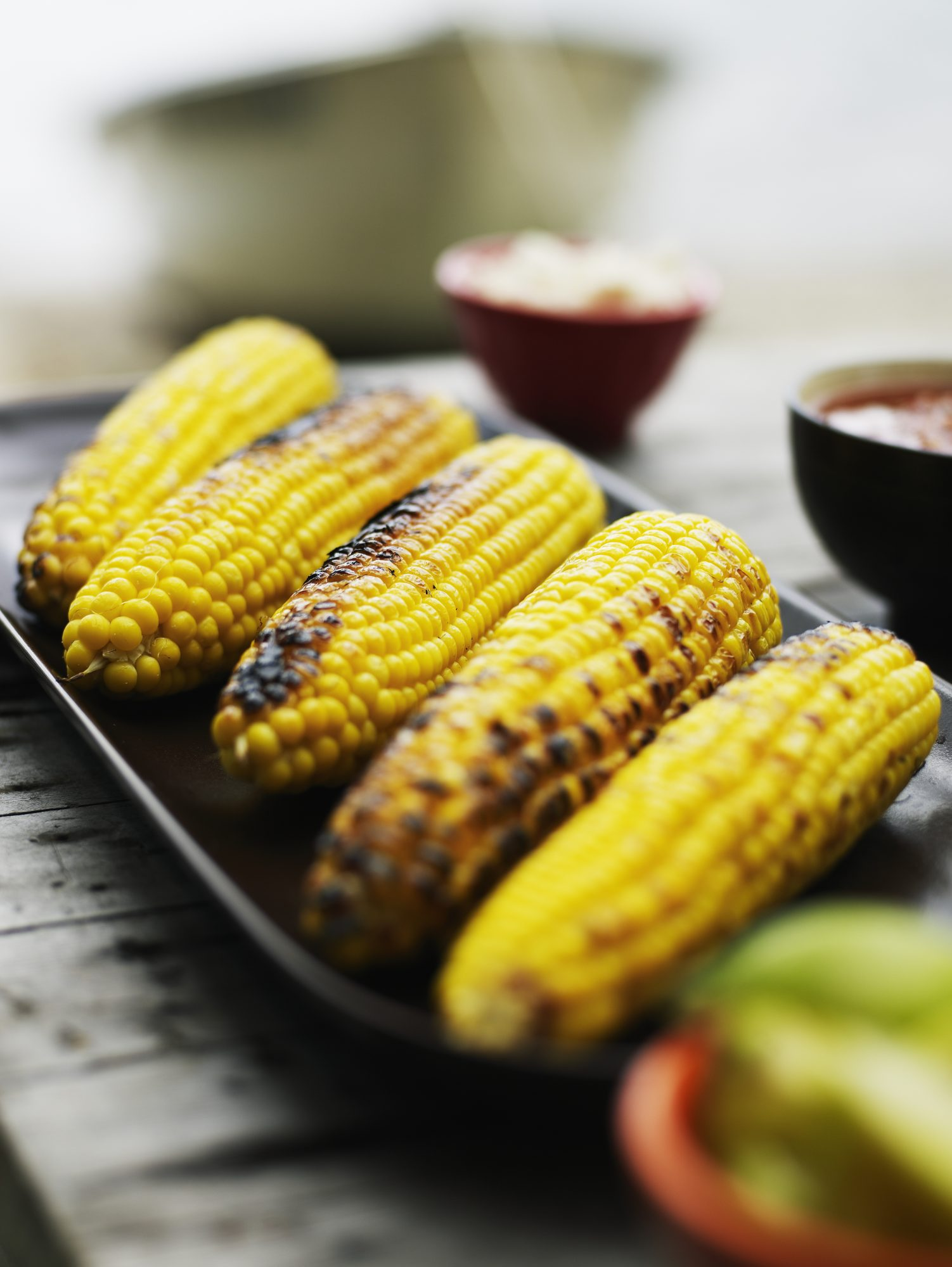 Best: Corn on the cob