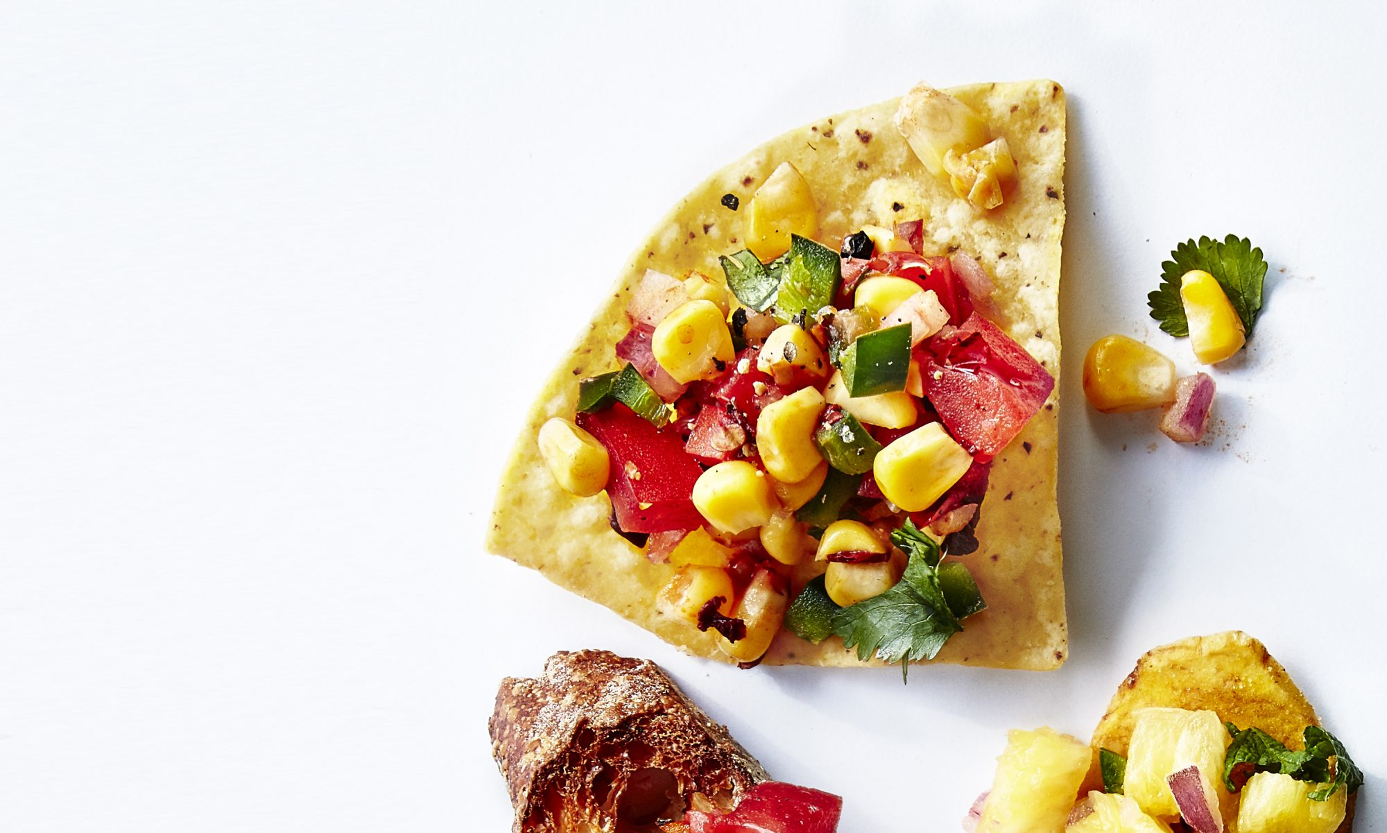 Chipotle-Corn Salsa
