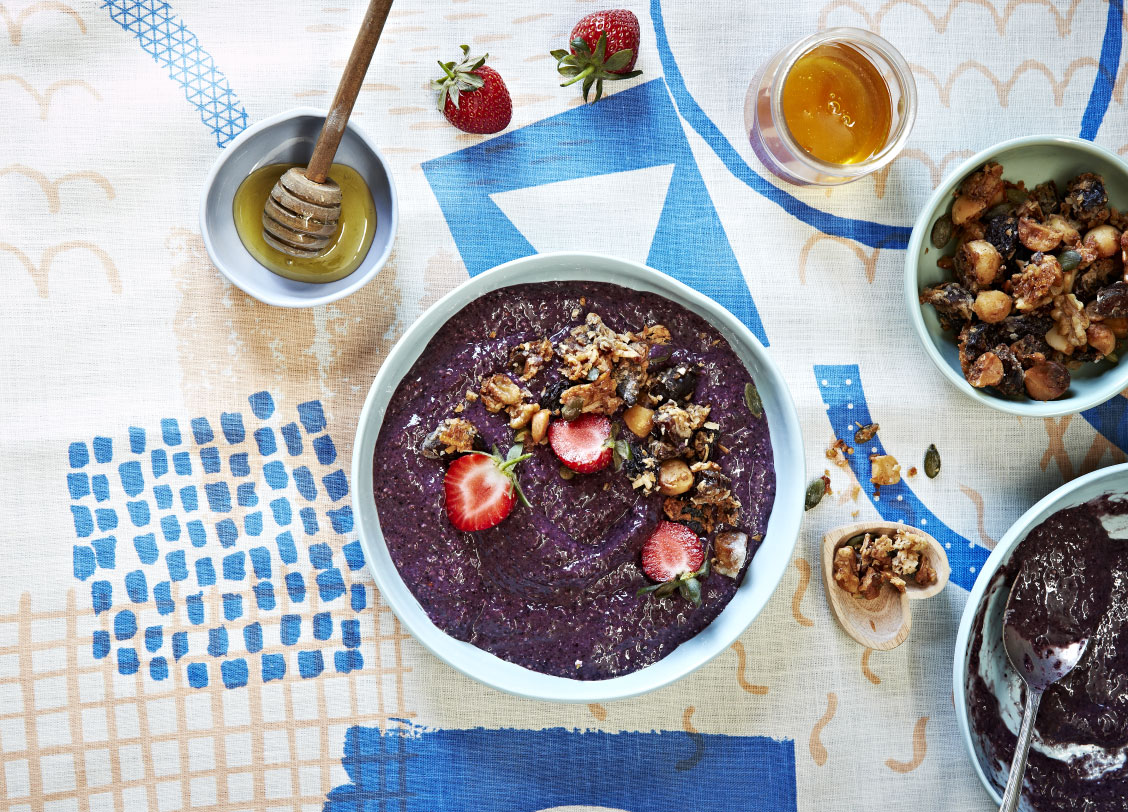 A Superfood Smoothie Bowl You'll Love