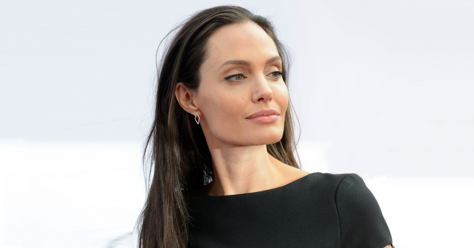 Angelina Jolie on Crying in the Shower, Baby Maddox, Menopause and More in Candid Interview