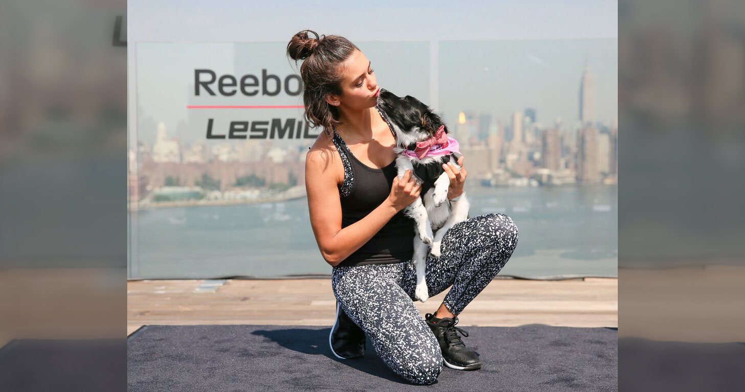 Nina Dobrev on Her New Role with Reebok, Exercise Routine and How Her Puppy Motivates Her at the Gym