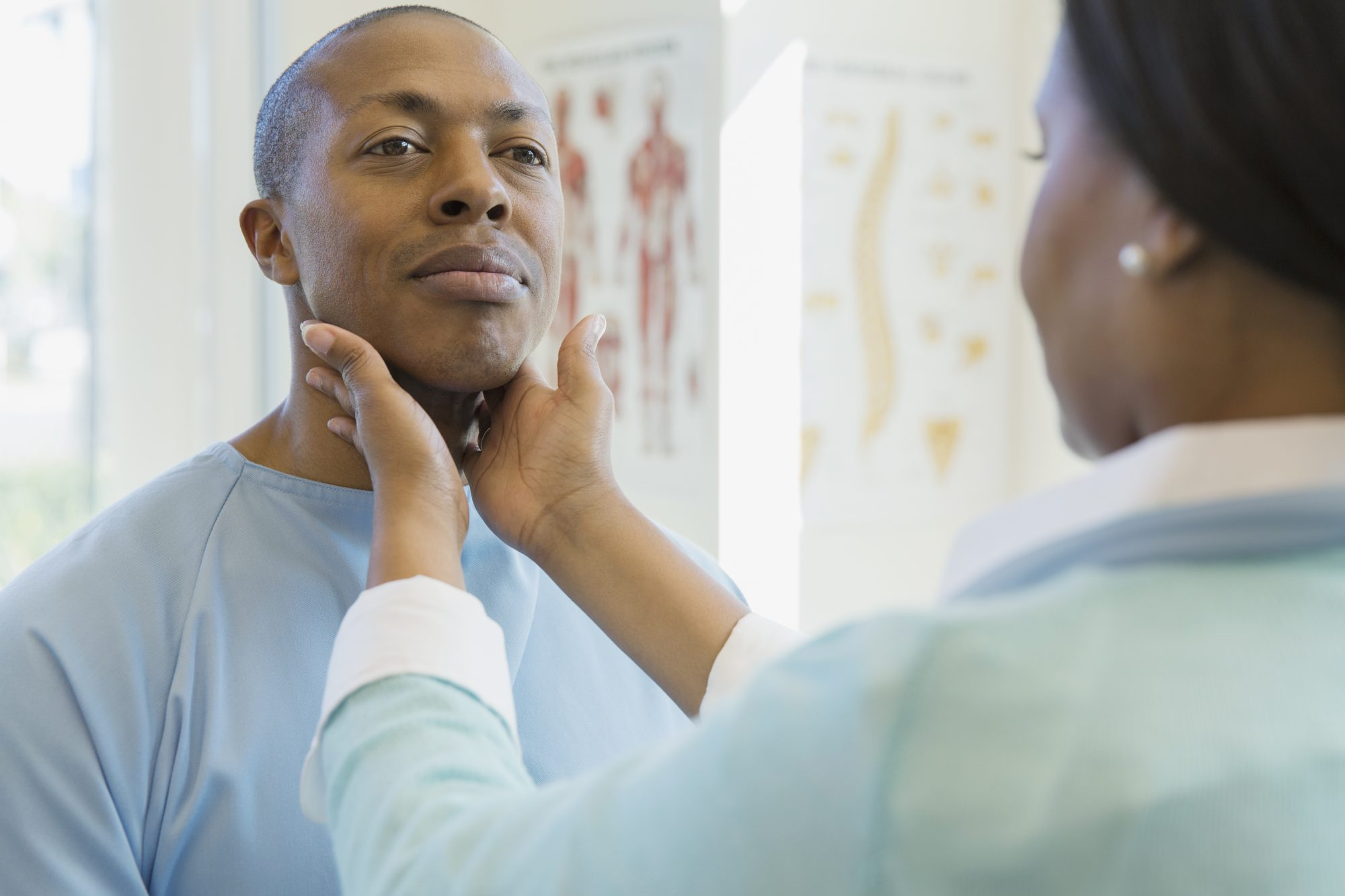Myth: Only older women can develop thyroid problems