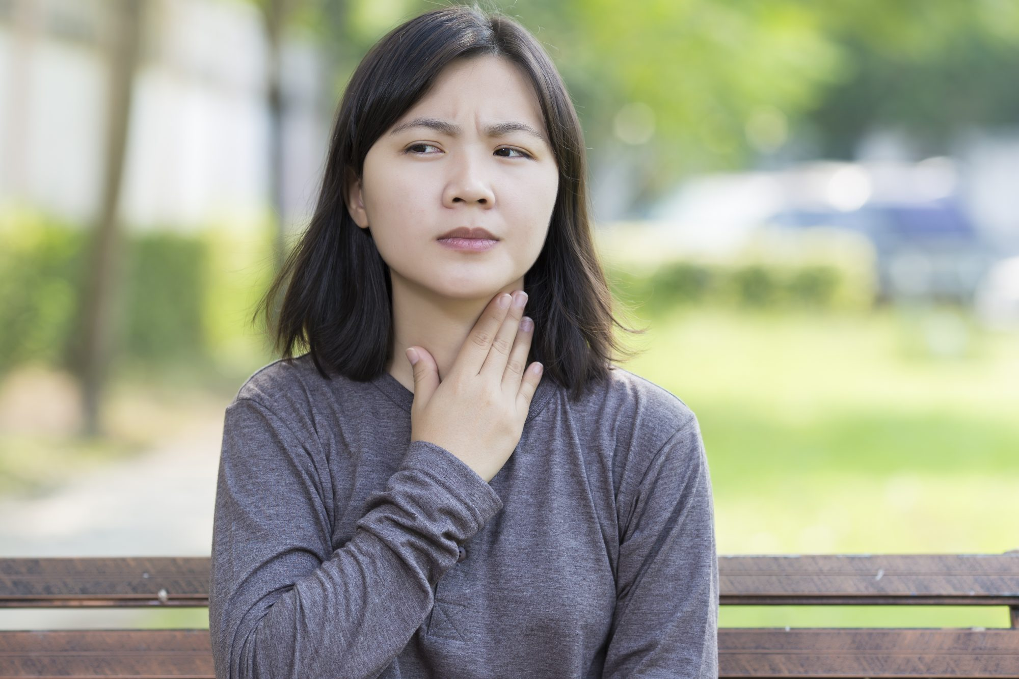 Myth: If you have a lump on your neck, you definitely have a thyroid problem