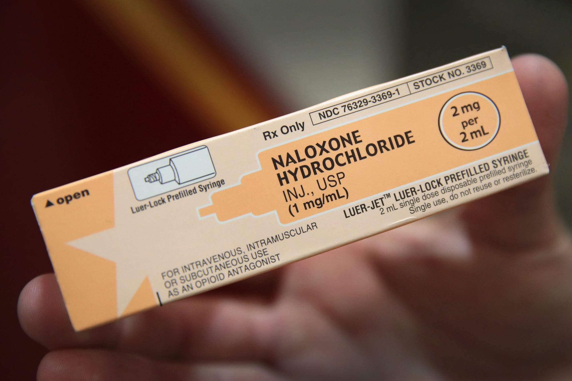 6 Facts About Naloxone, the Drug That Reverses Overdoses