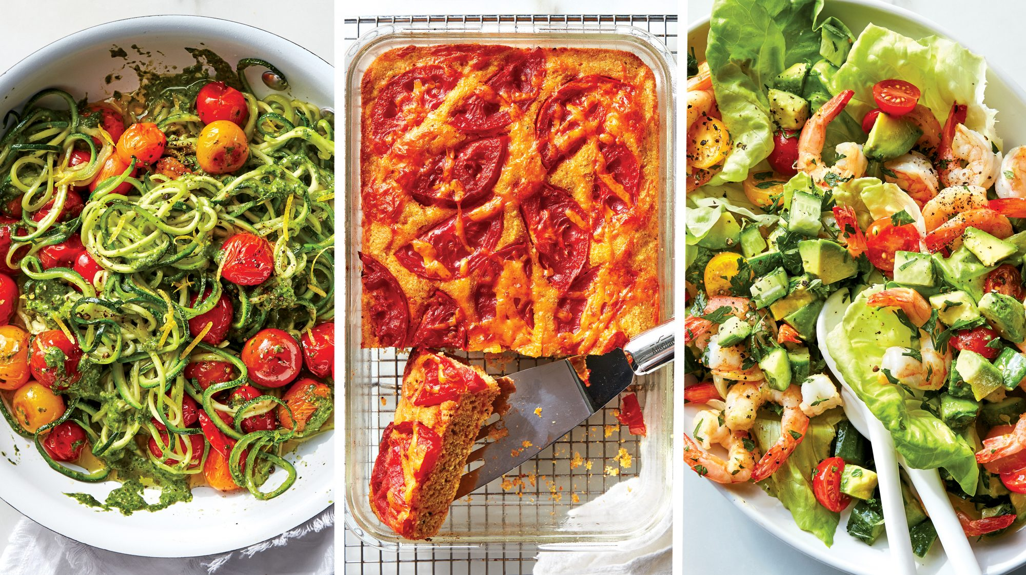 Healthy tomato recipes
