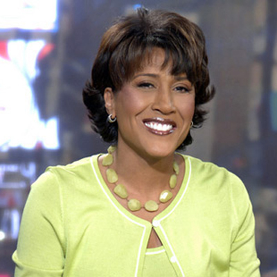 Robin Roberts (diagnosed 2007 at 46)