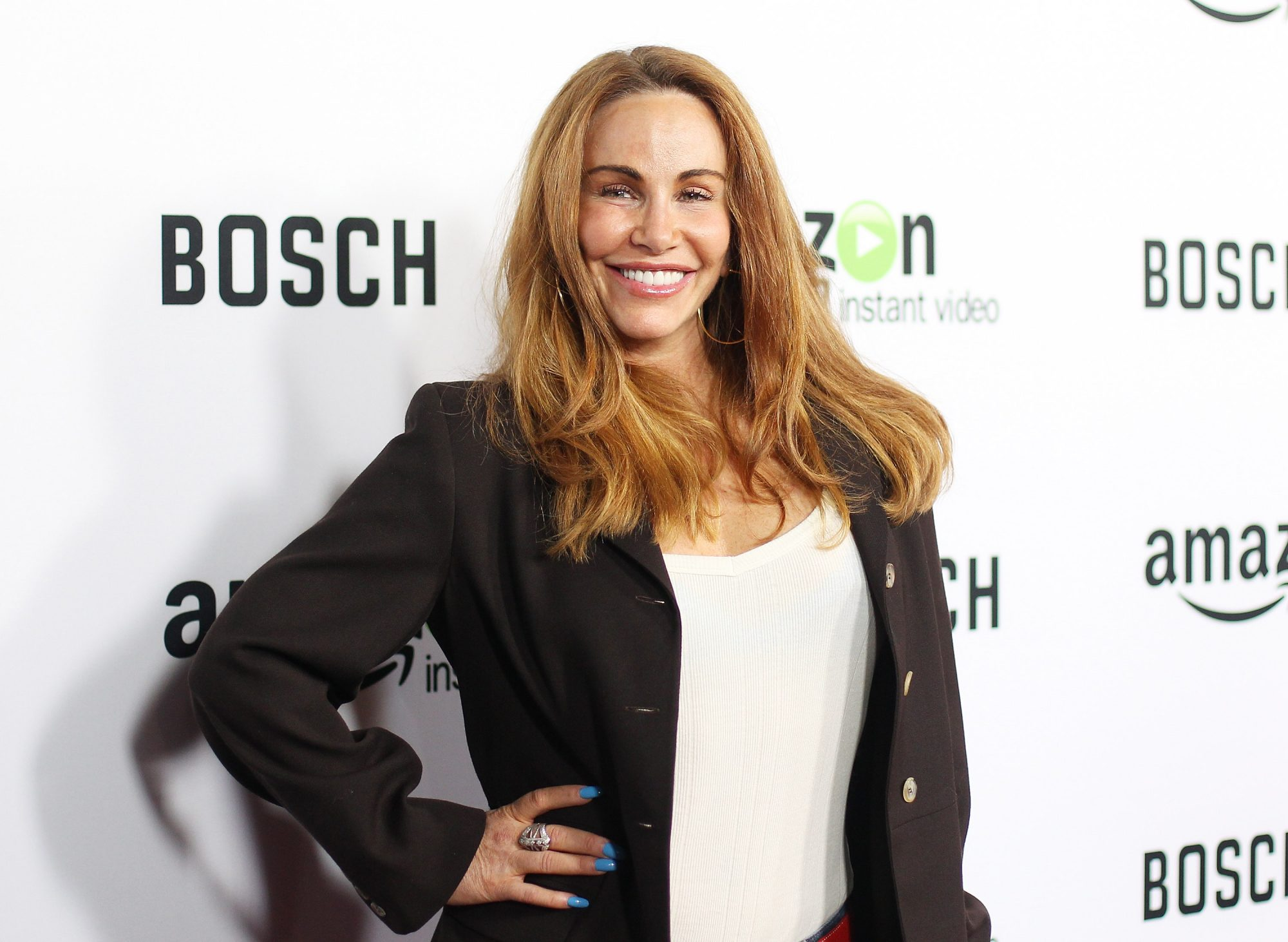 Actress Tawny Kitaen Wants Her Breast Implants Out: They're 'Down to the Bottom of My Rib Cage'