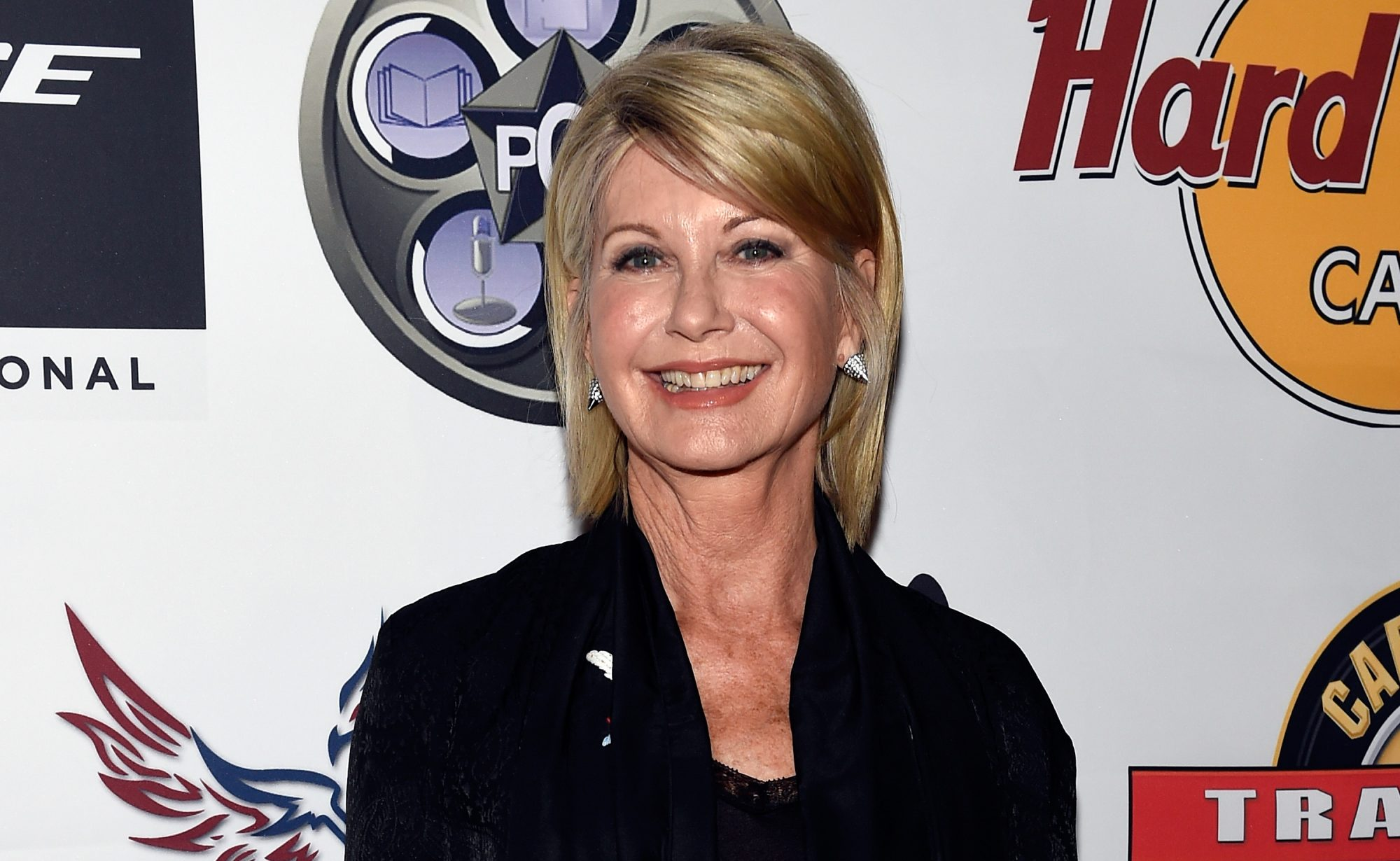 Olivia Newton-John (diagnosed 1992 at age 44)