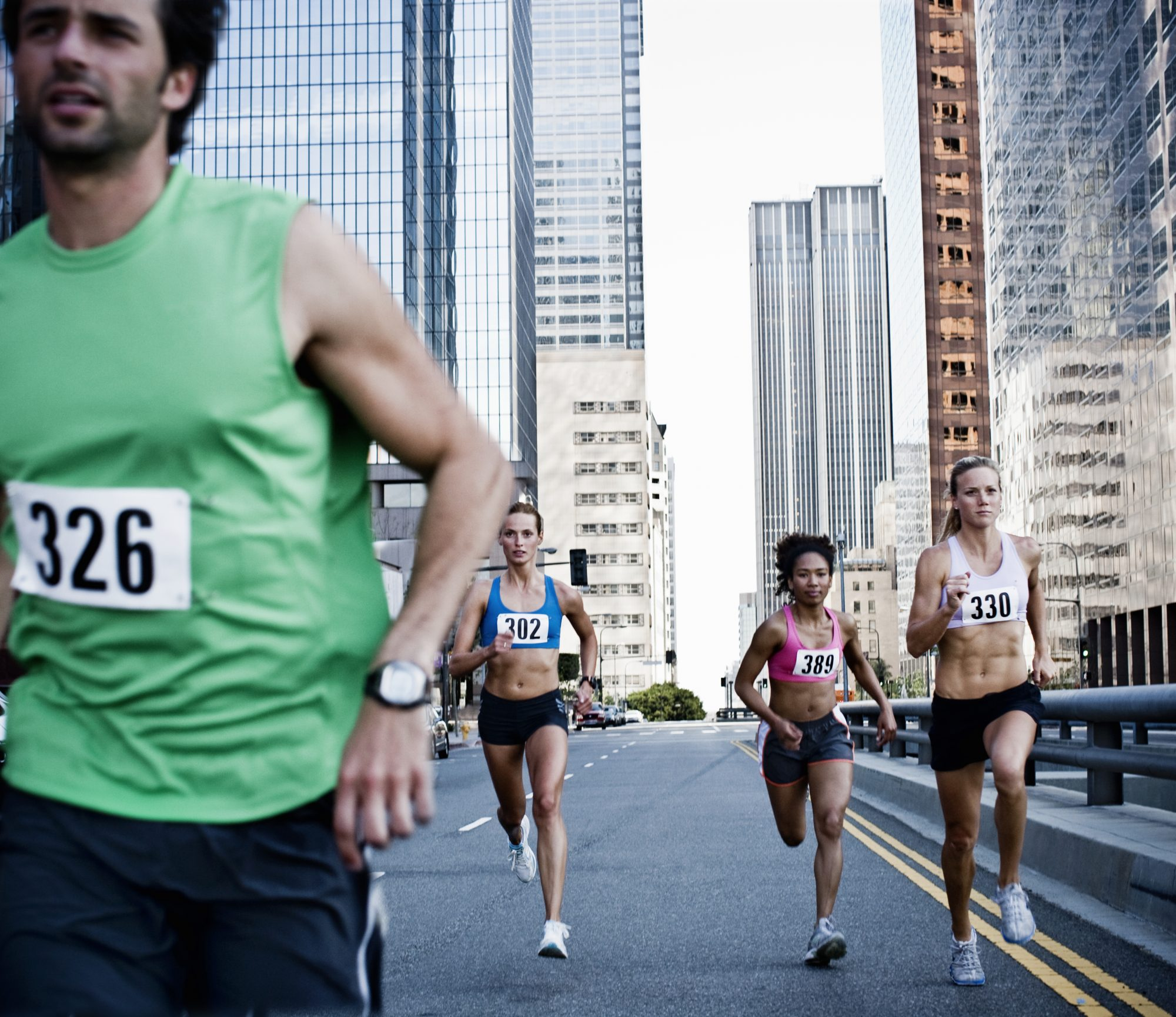 How Much Does It Really Cost to Run a Marathon?