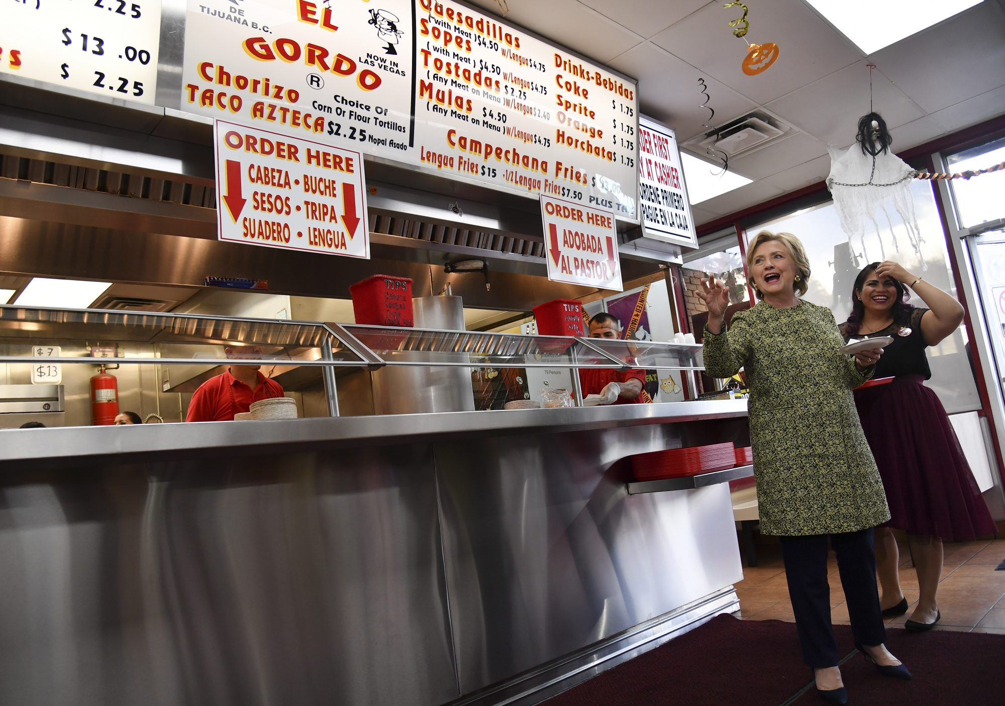 In Her New Book, Hillary Clinton Shares Everything She Ate on the Campaign Trail, Down to Her Go-To Condiment