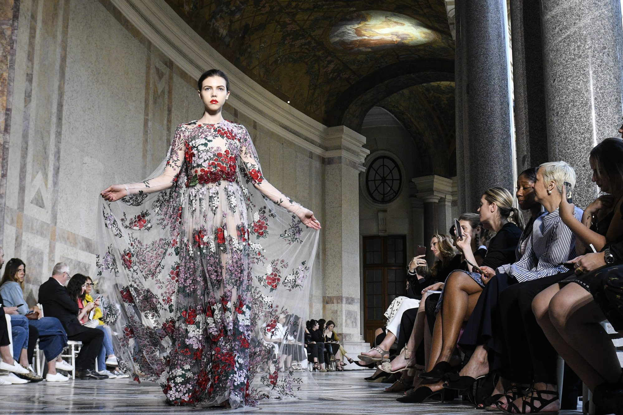 French Fashion Brands Are Refusing to Hire Models Under Size 2