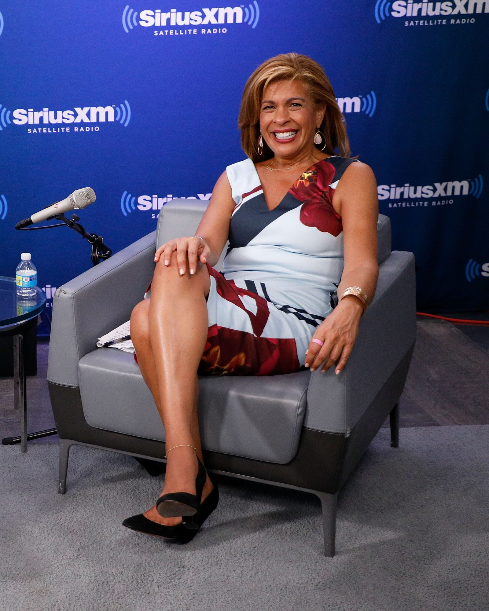Hoda Kotb (diagnosed 2007 at age 42)