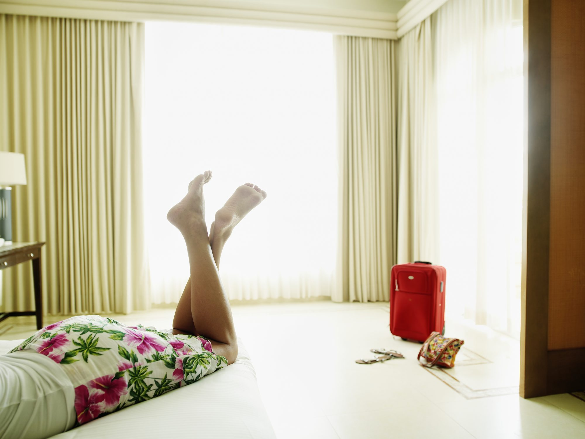 The One Mistake You're Making at Hotels That Attracts Bed Bugs