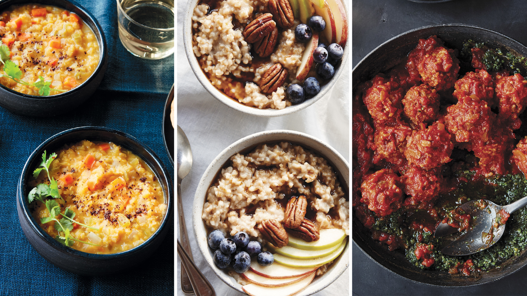 3 Instant Pot Recipes That Are Packed With Fall Superfoods