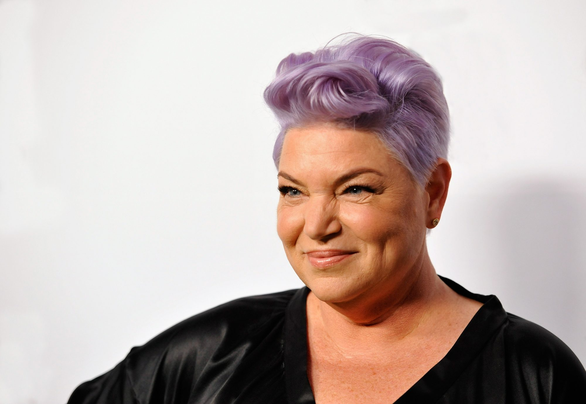 Facts of Life Star Mindy Cohn Poses Topless with Friends for Breast Cancer Awareness