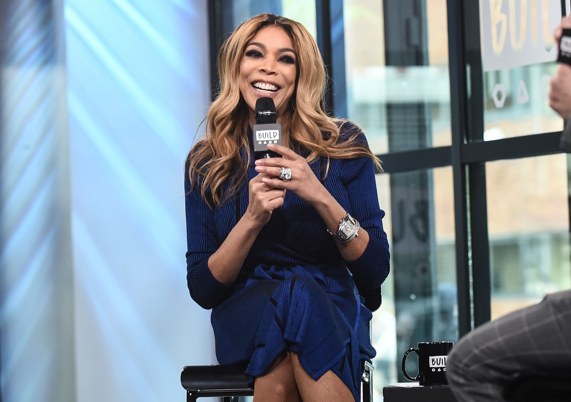 Wendy Williams Fainted on Air During Her Show