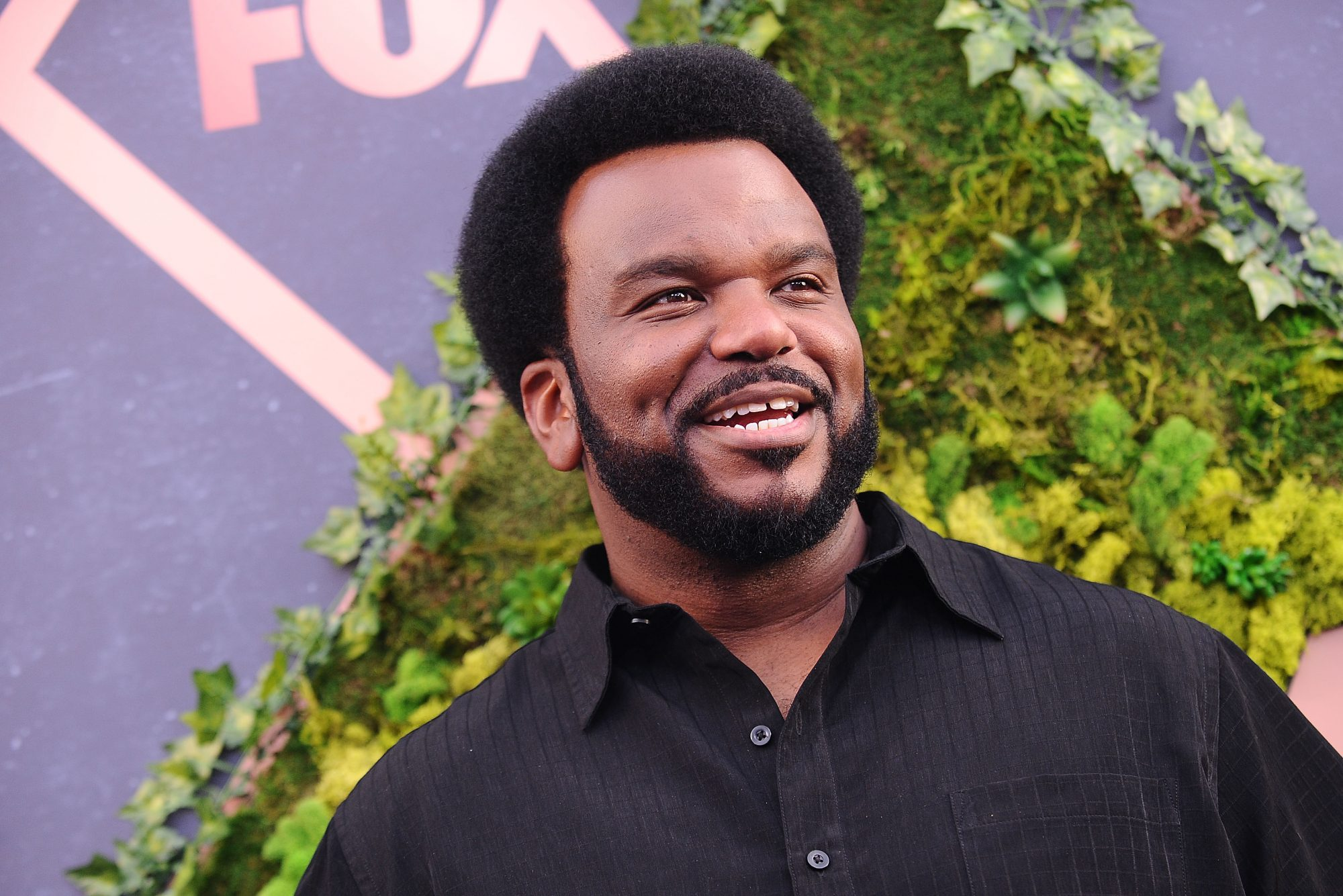 Craig Robinson Lost 50 Lbs. By Going Vegan and Cutting Out Alcohol: 'It Was Much Easier Than I Thought'