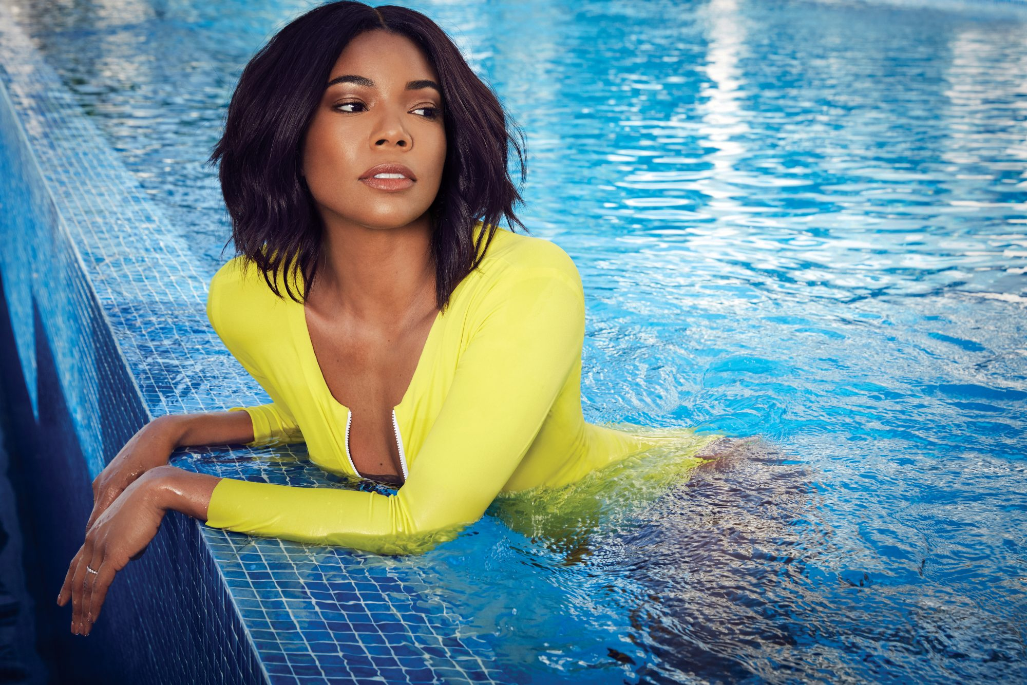 Gabrielle Union On Finding Balance Dealing With Social Media Haters And How She S Quot Building A