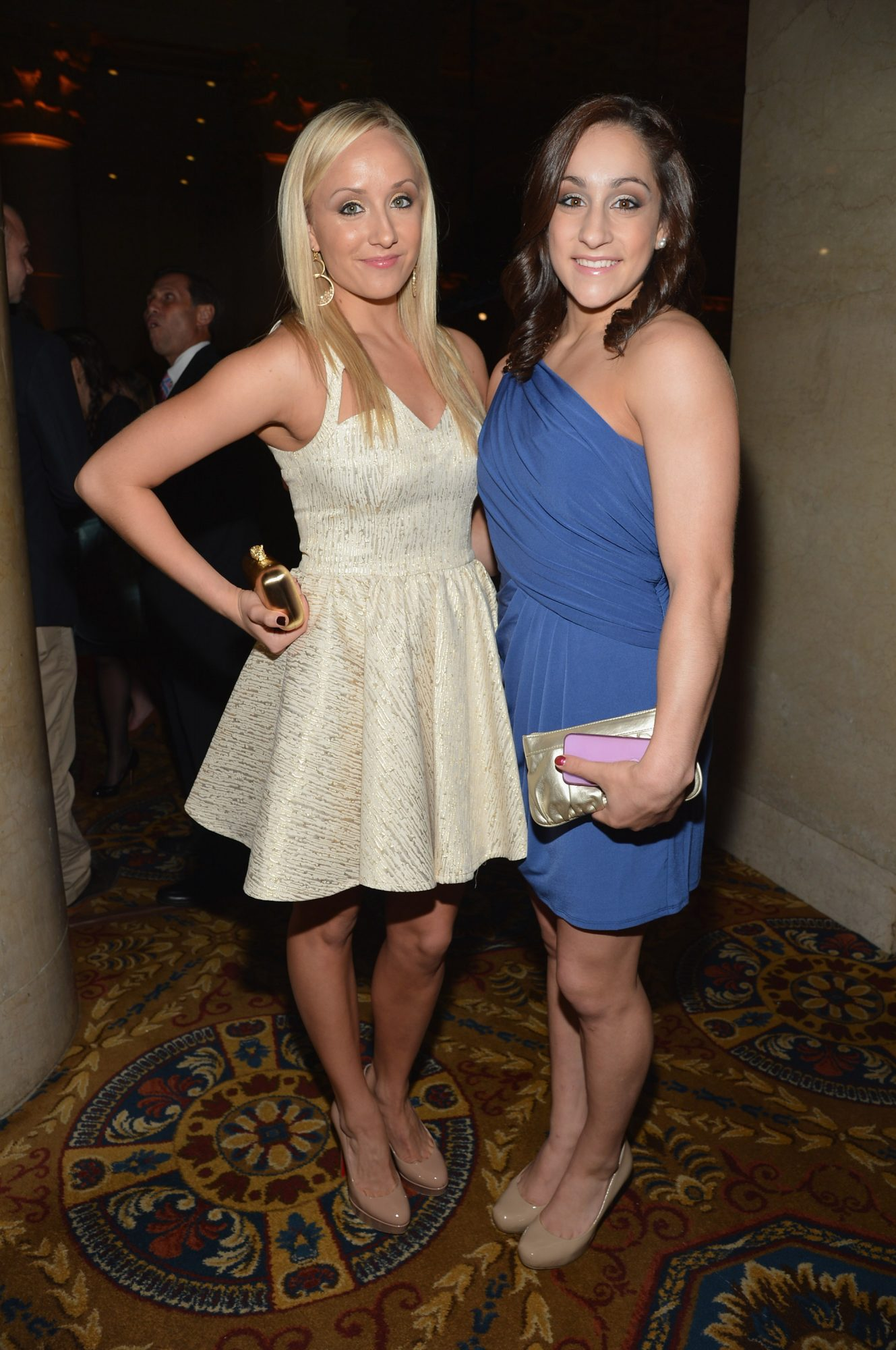 Olympians Jordyn Wieber & Nastia Liukin Open Up About Pressure to Stay Thin After Gymnastics Careers