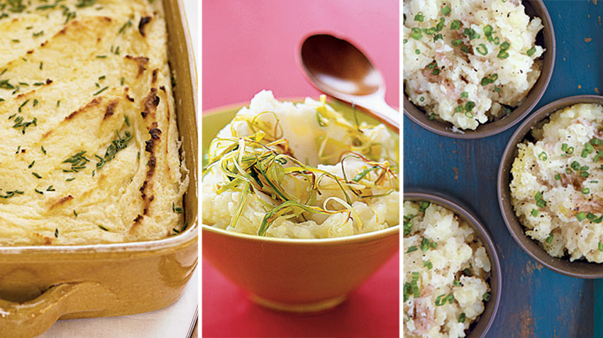 8 of the Best Healthy Mashed Potato Recipes Ever