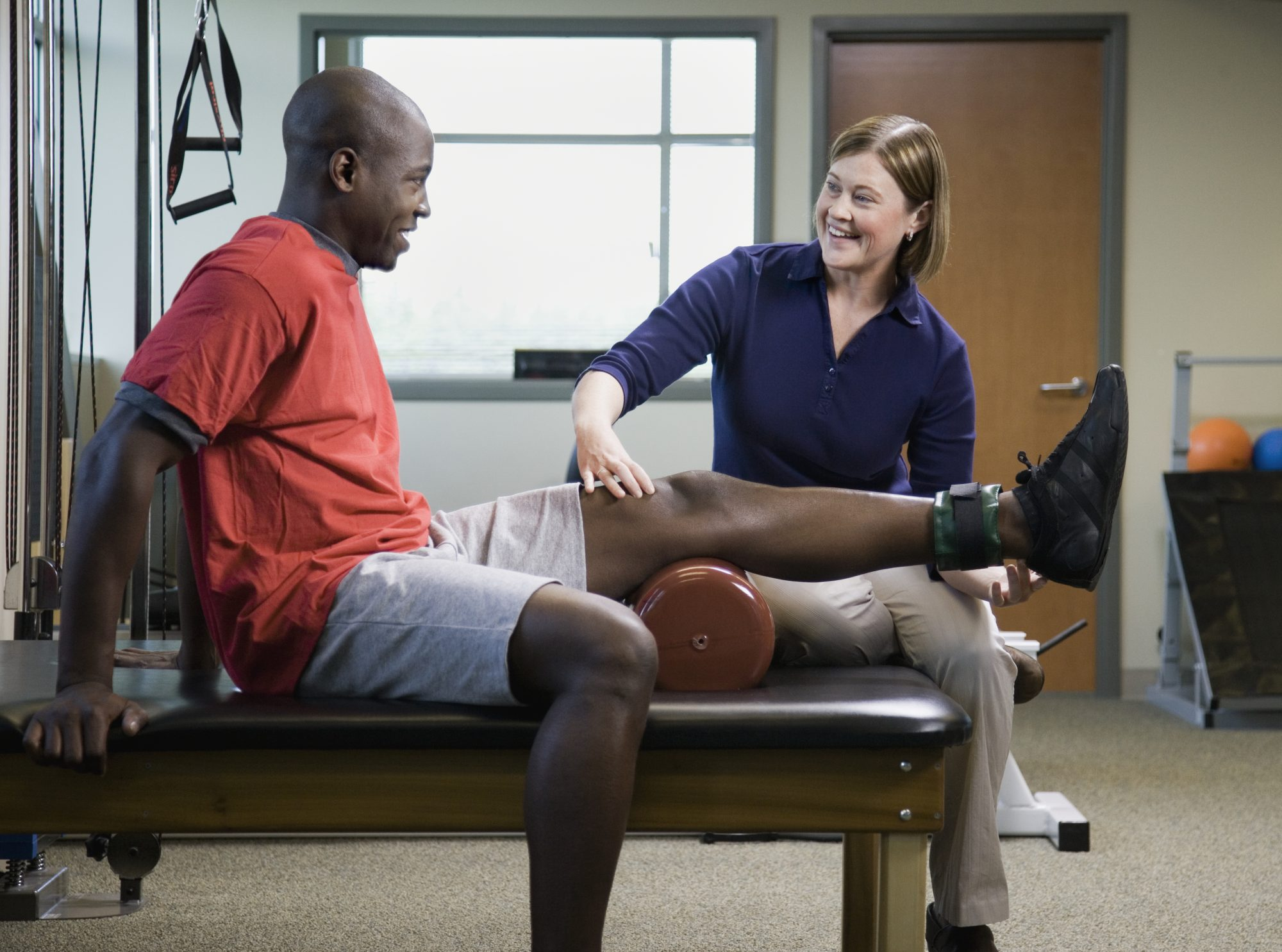 Look into physical therapy