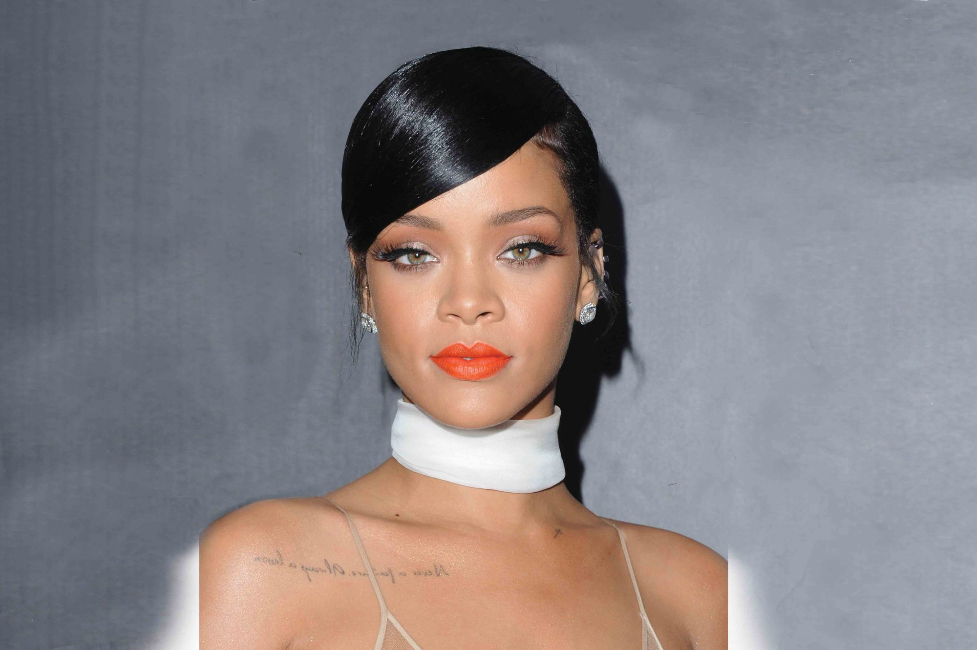 Rihanna Reveals The Inspiration Behind Her Makeup Line—And How She Gets Her Skin to Glow