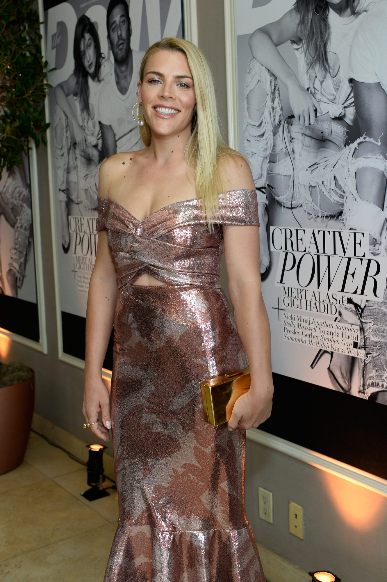 Busy Philipps Calls Out Fan Who Told Her 'You've Lost Some of Your Plumpness'