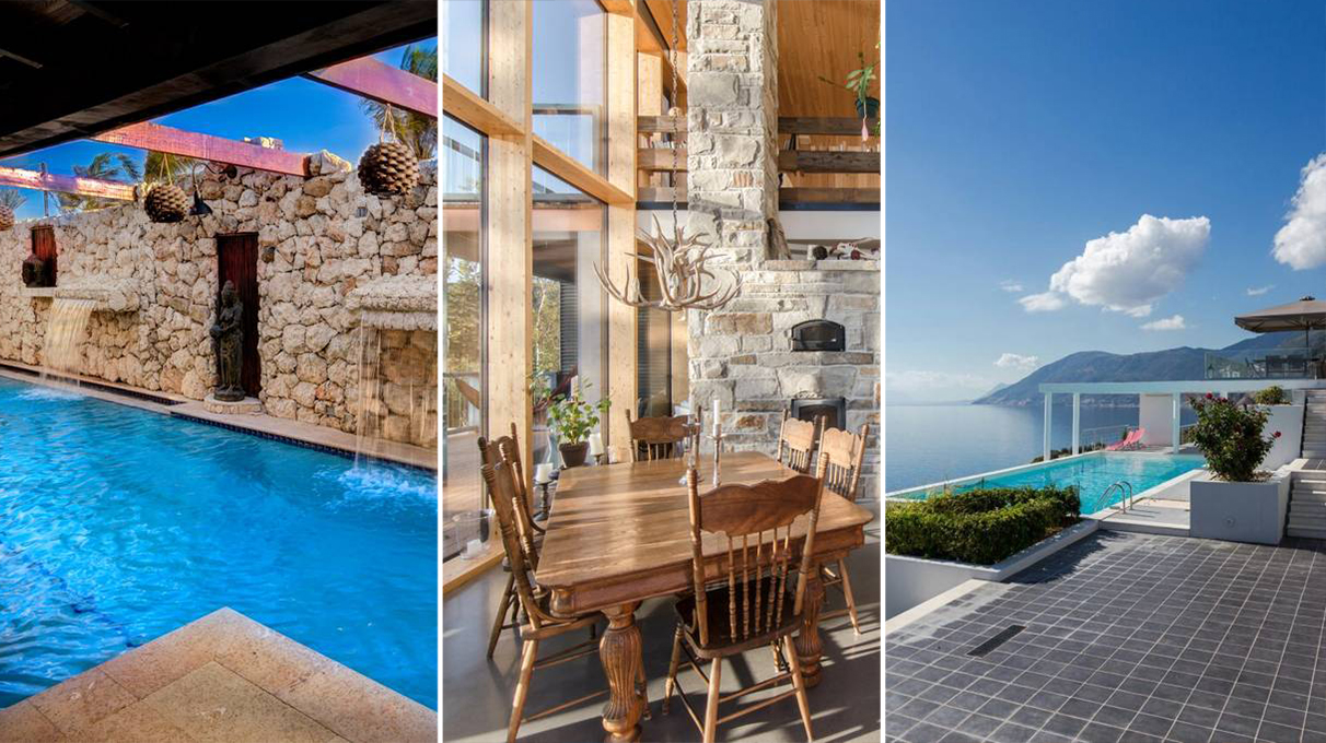 30 Airbnb Houses That Have Amazing Fitness Amenities